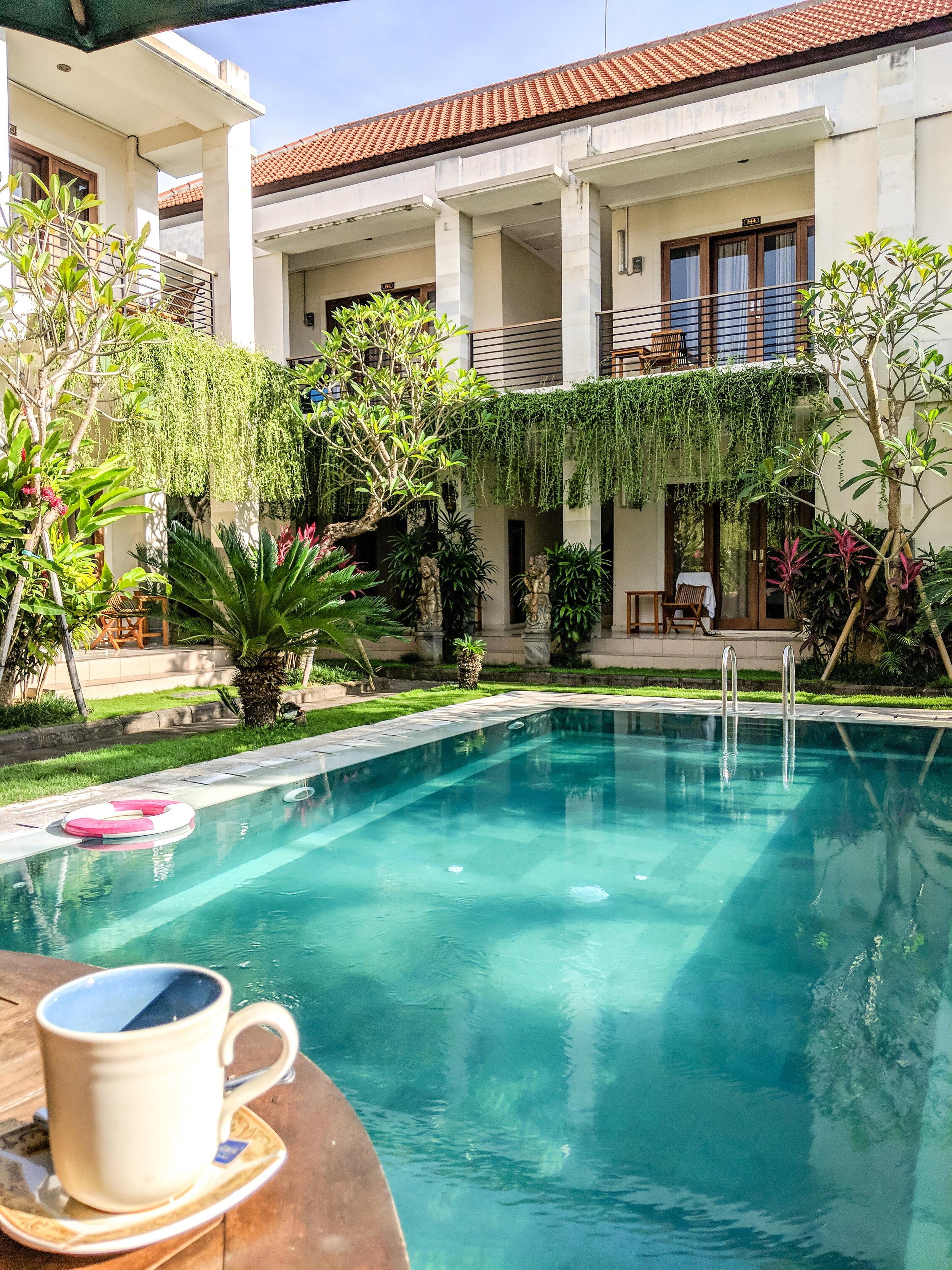 Bona Kubu Pool and Breakfast