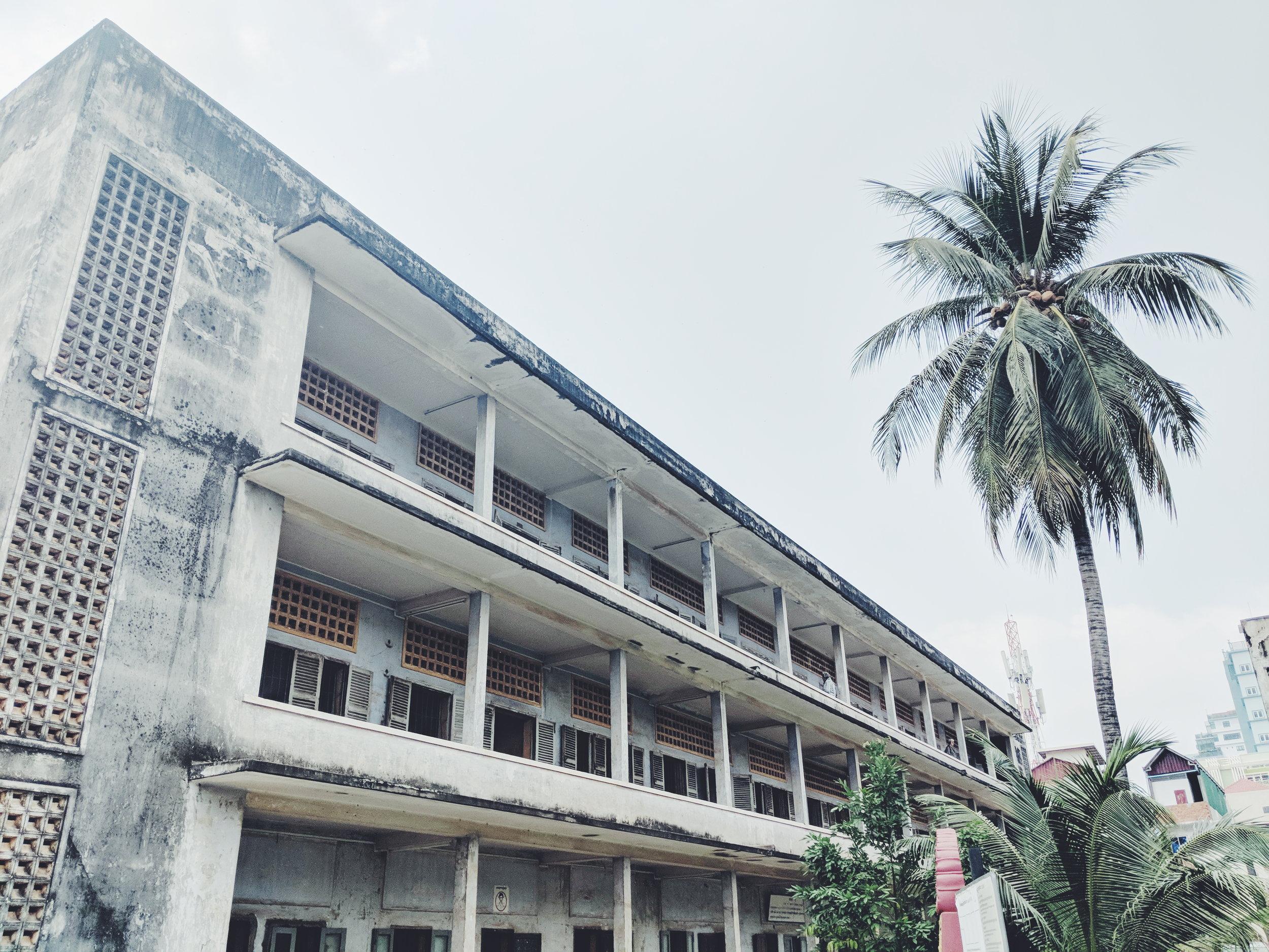 S21 Genocide Museum