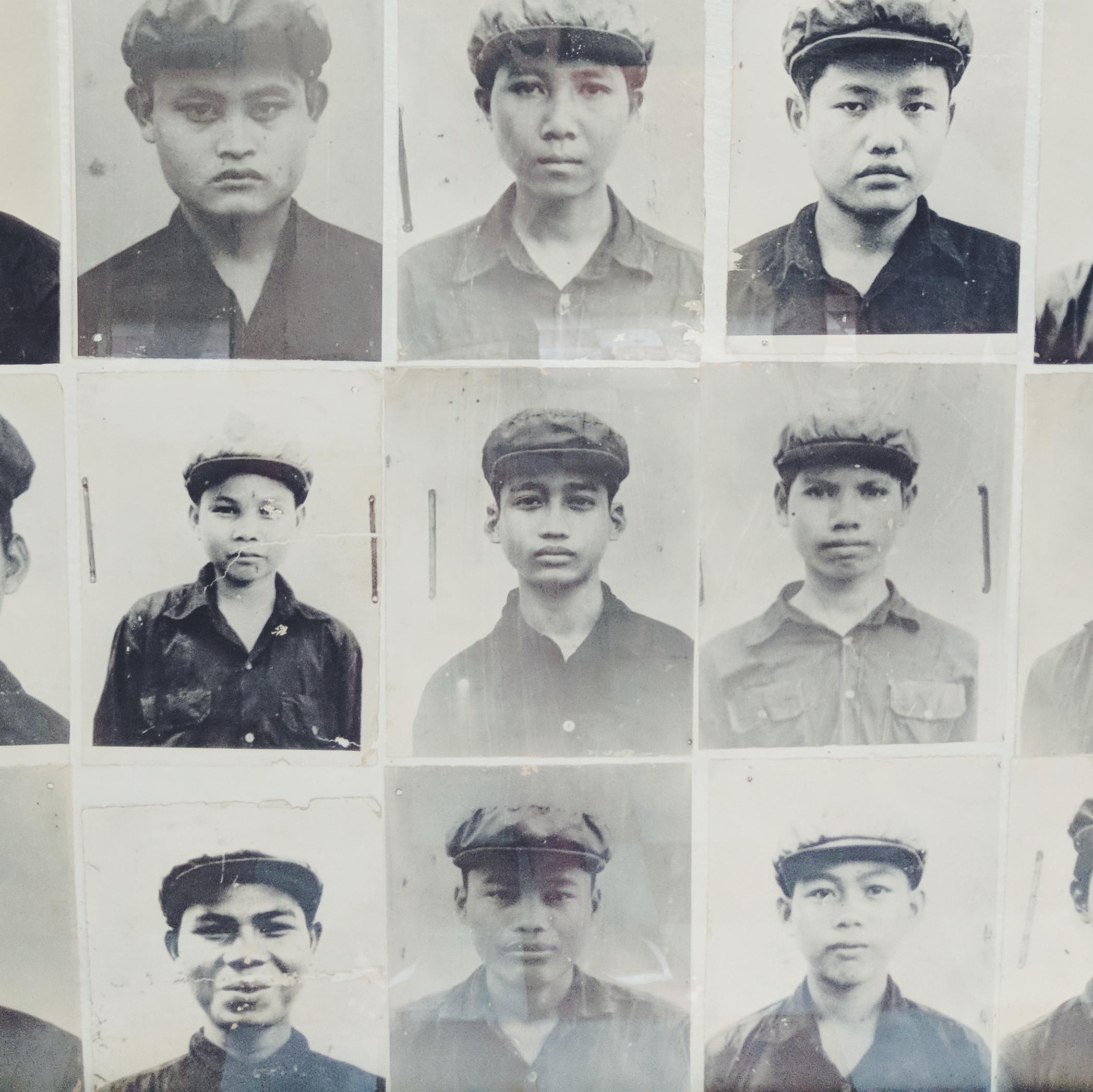 S21 Cambodian Prisoners