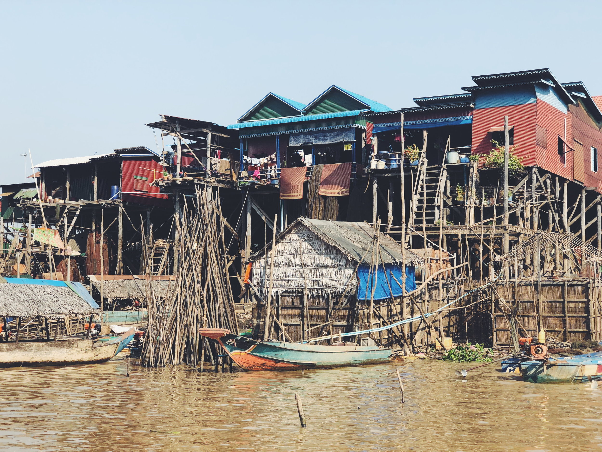 Floating Village of Tonle Sap