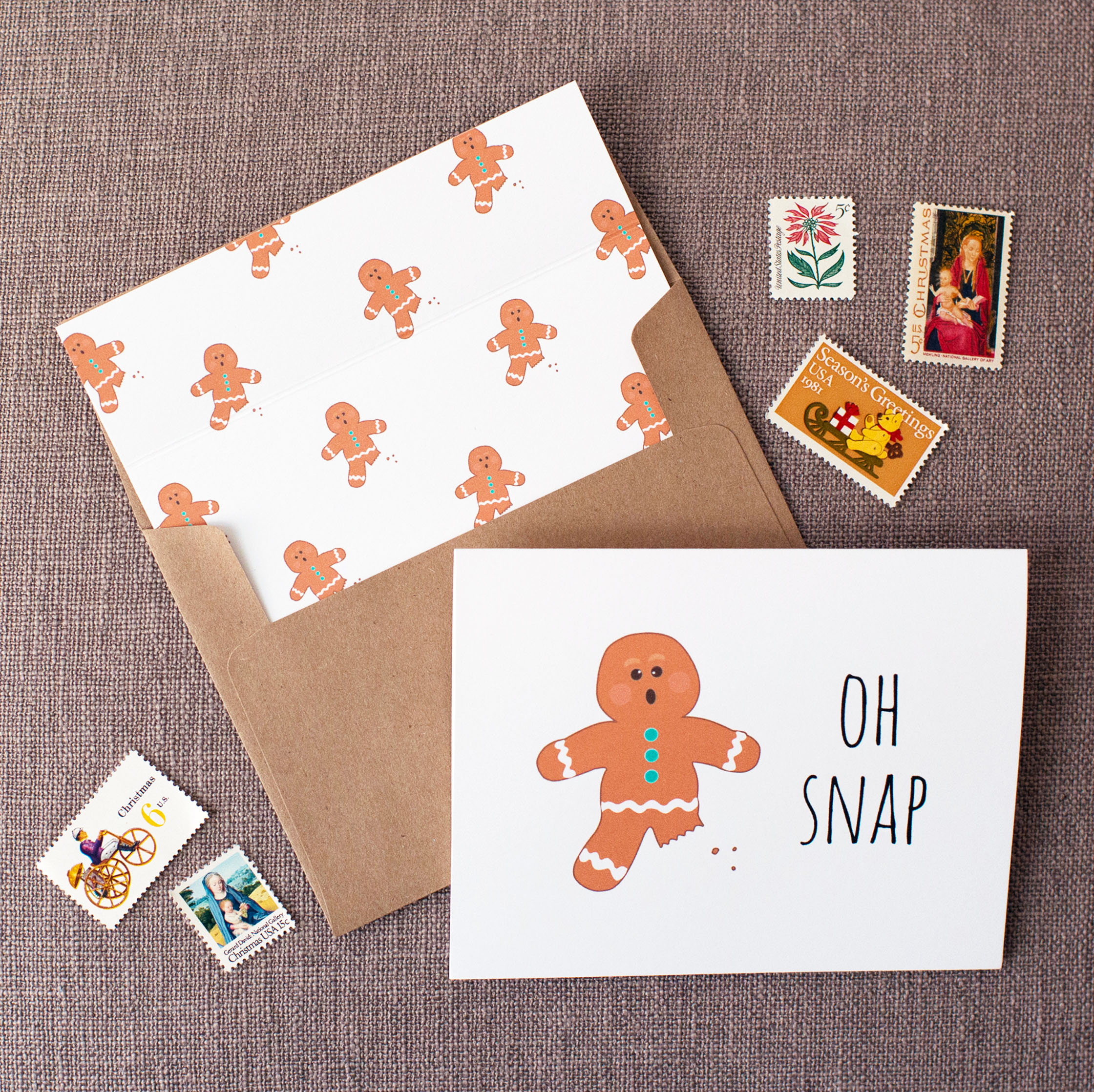 Oh Snap Card