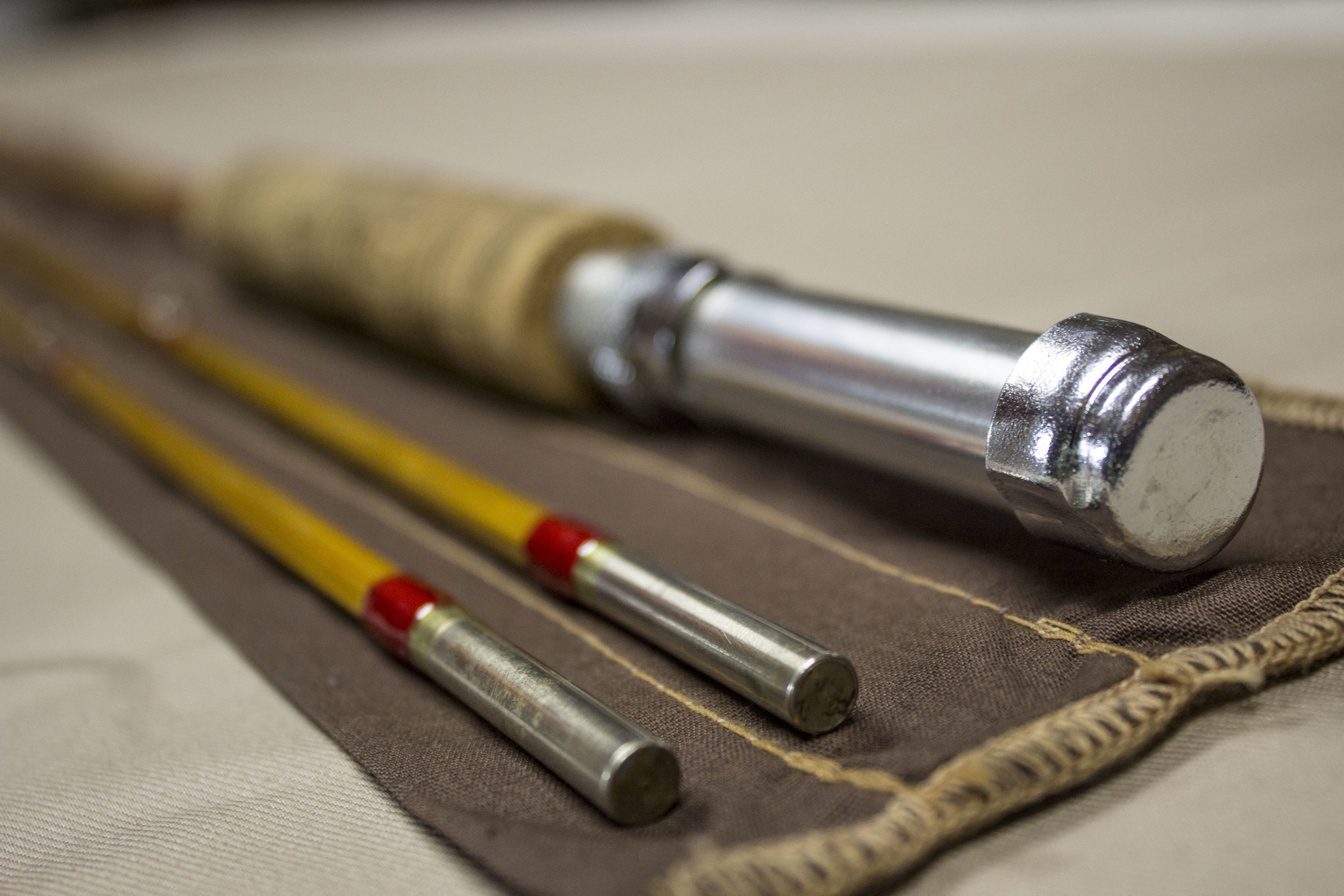 Herter's Rod Restoration -