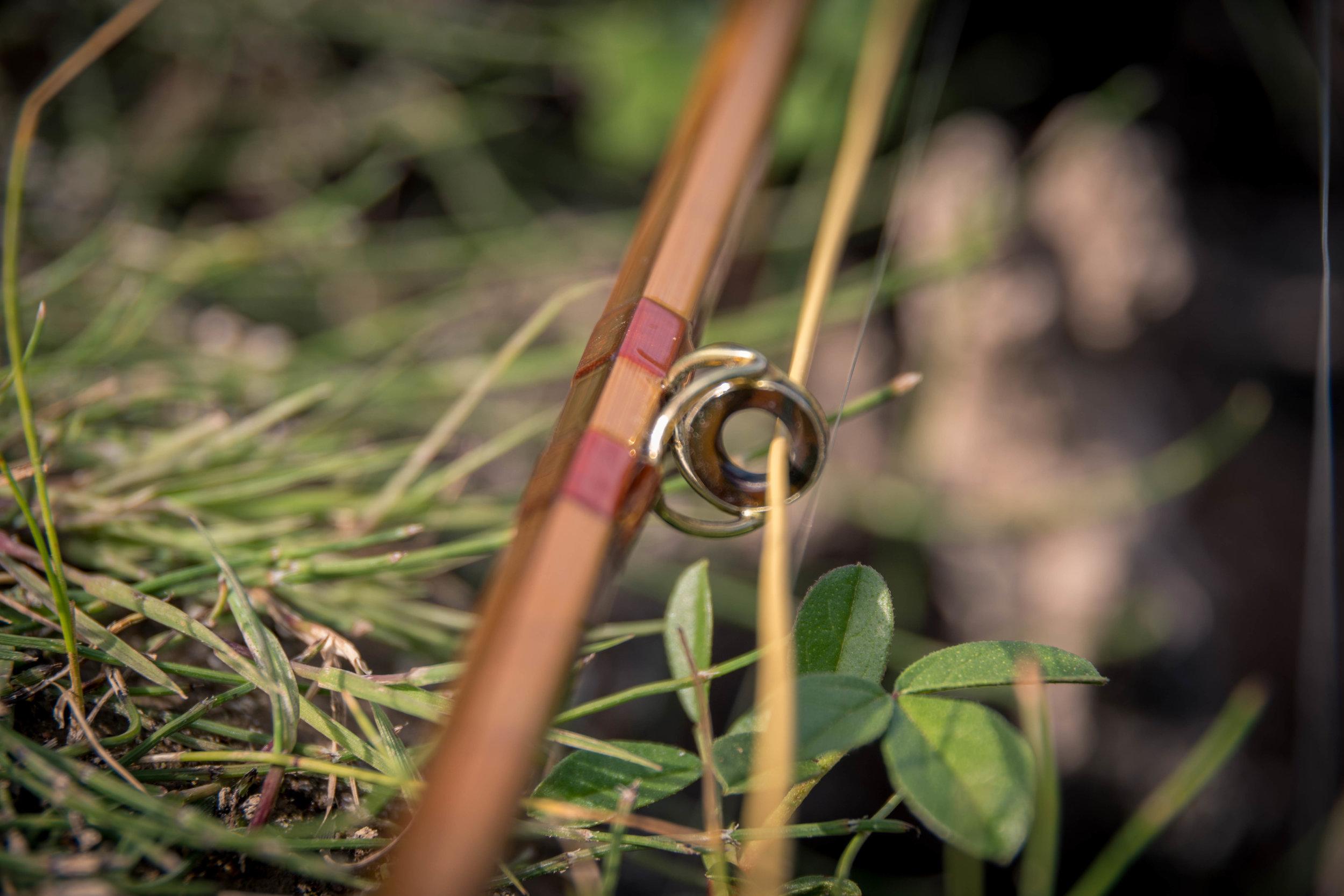 Jacob Rash Custom Rods