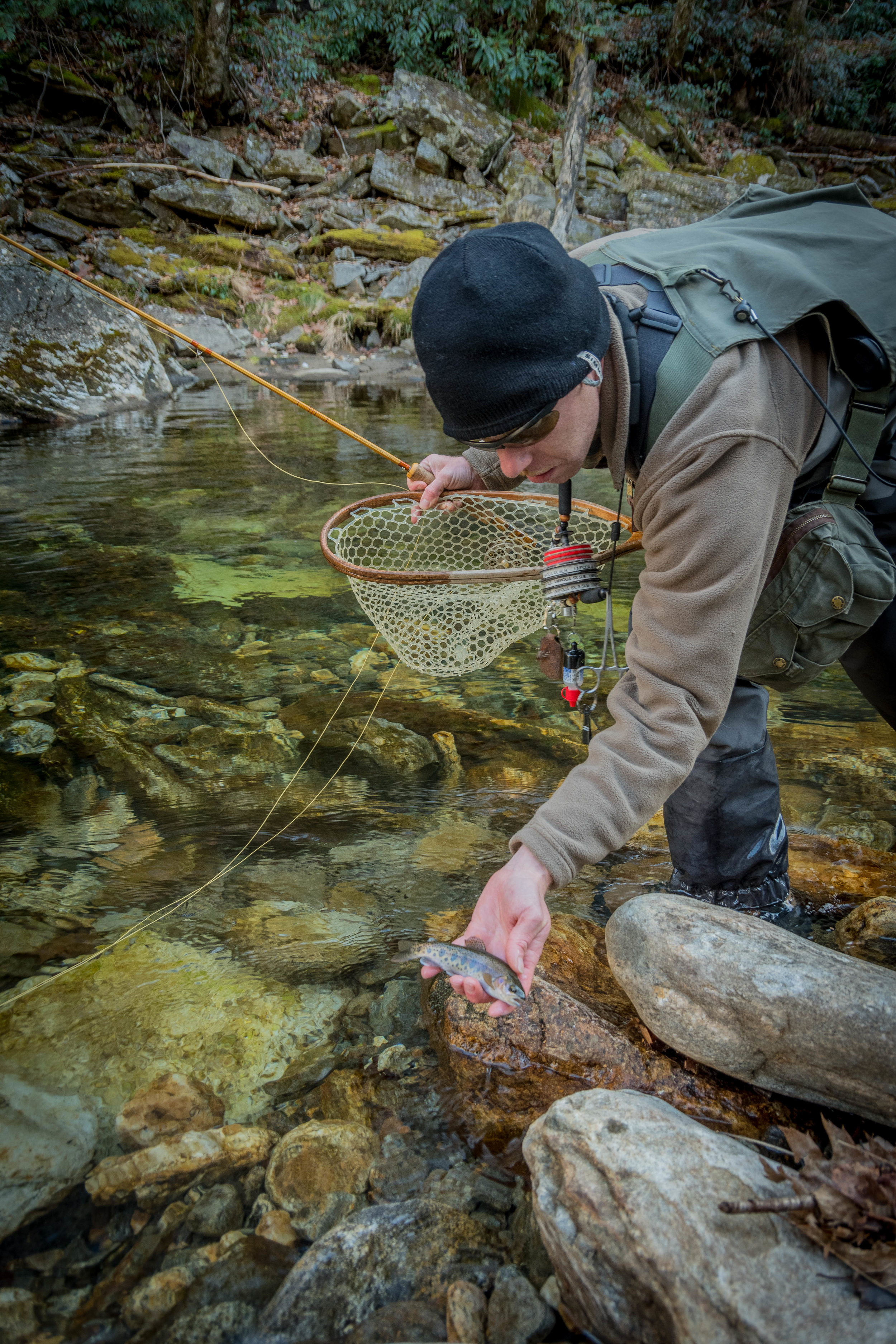 Jillian Schuller Photography- Fly Fishing