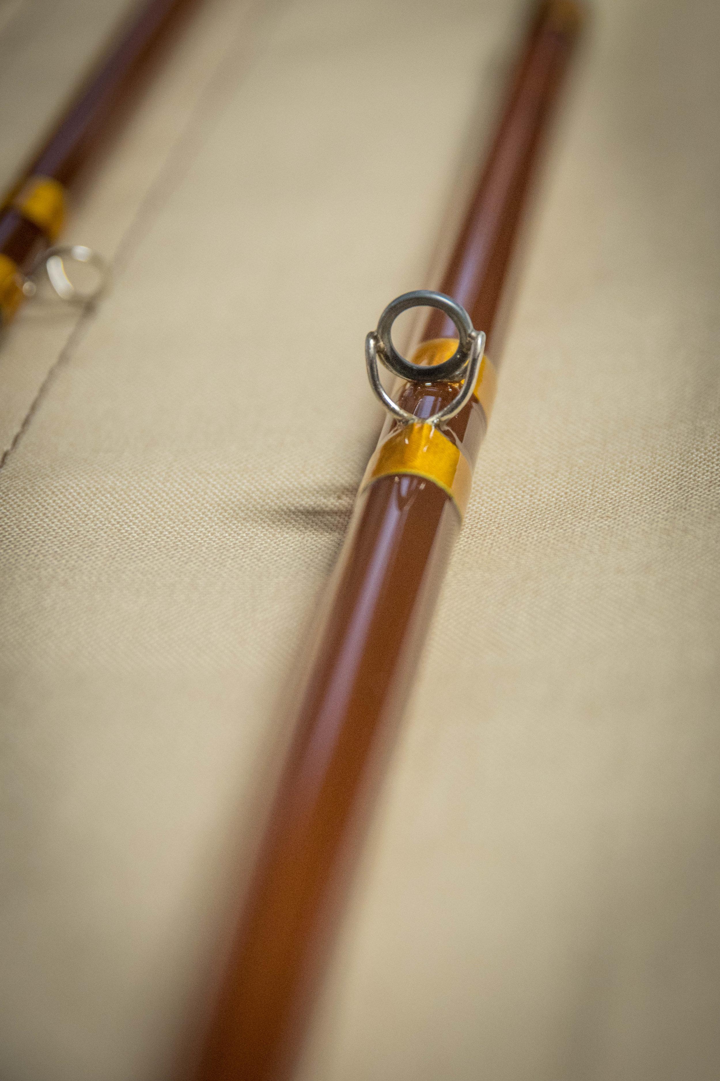 Jacob Rash Custom Fly Rods
