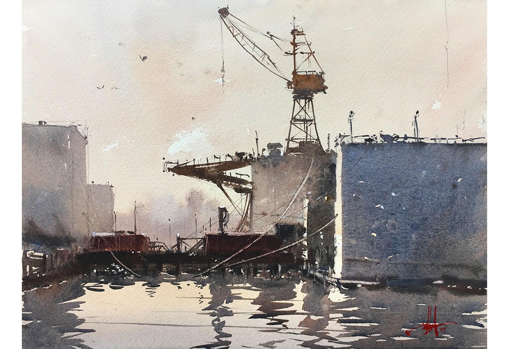 The Shipyard - SOLD