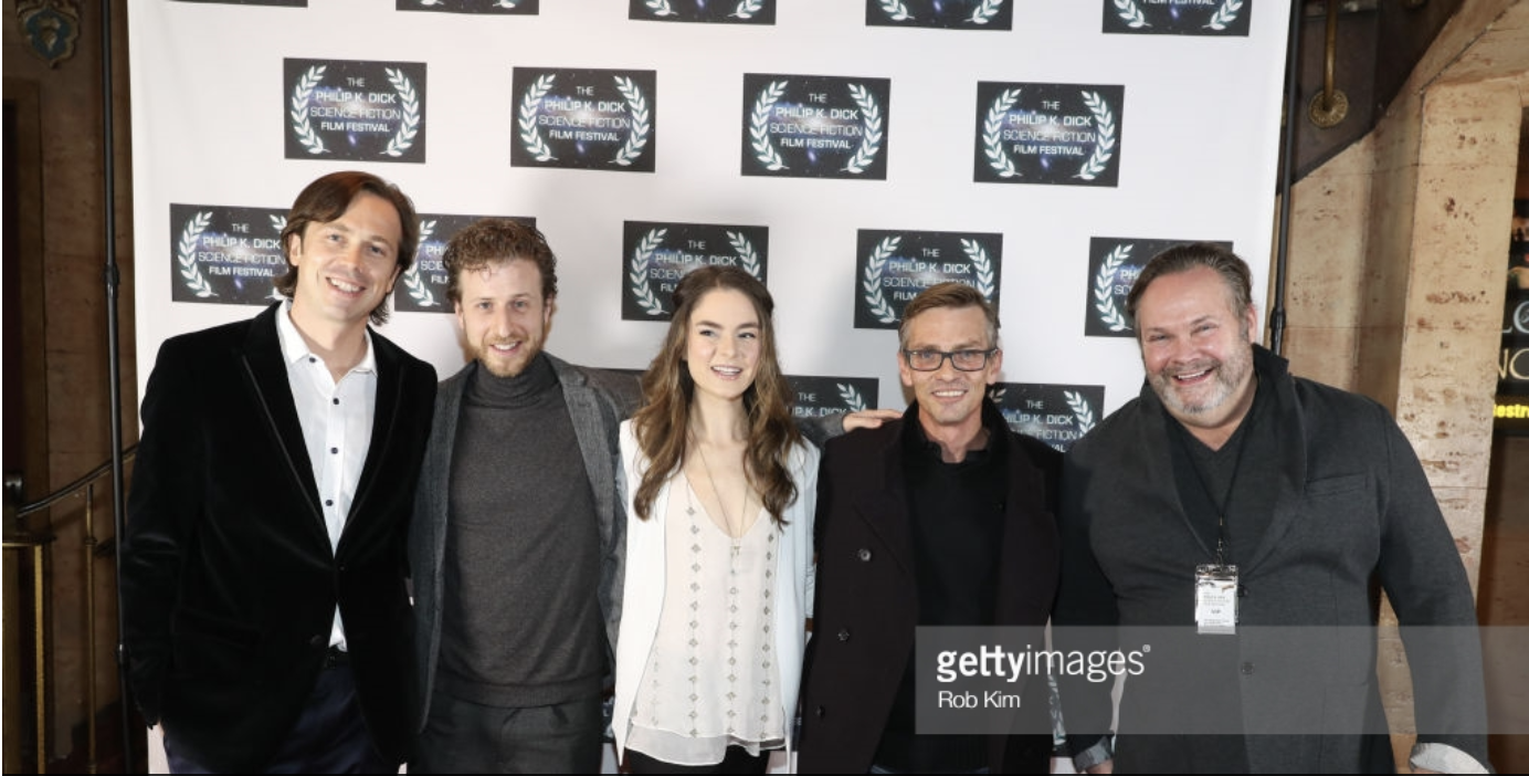 Premiere of Alterscape with Serge Levin, Jeff Solomon, Charles Baker, Olan Montgomery
