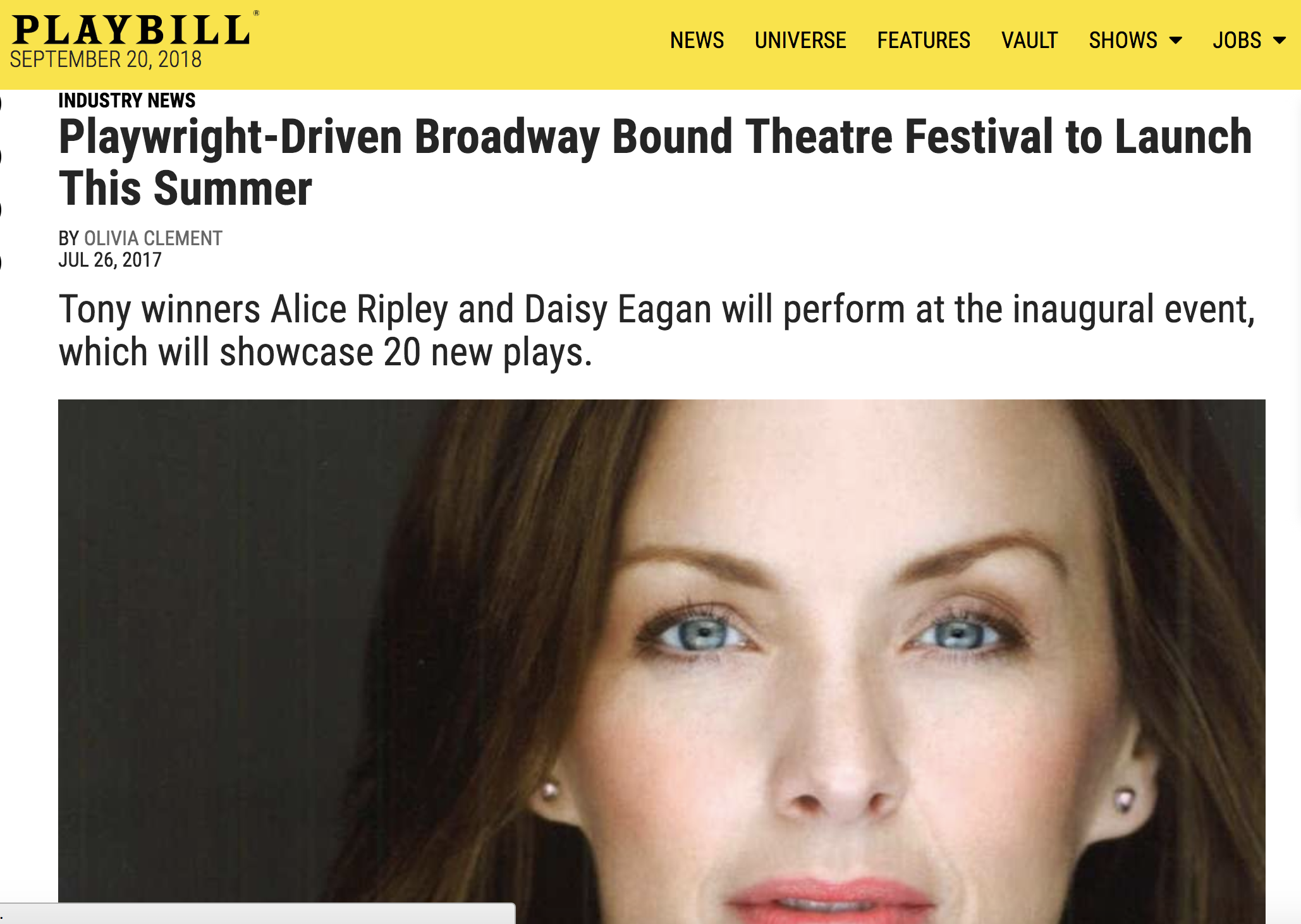 http://www.playbill.com/article/playwright-driven-broadway-bound-theatre-festival-to-launch-this-summer