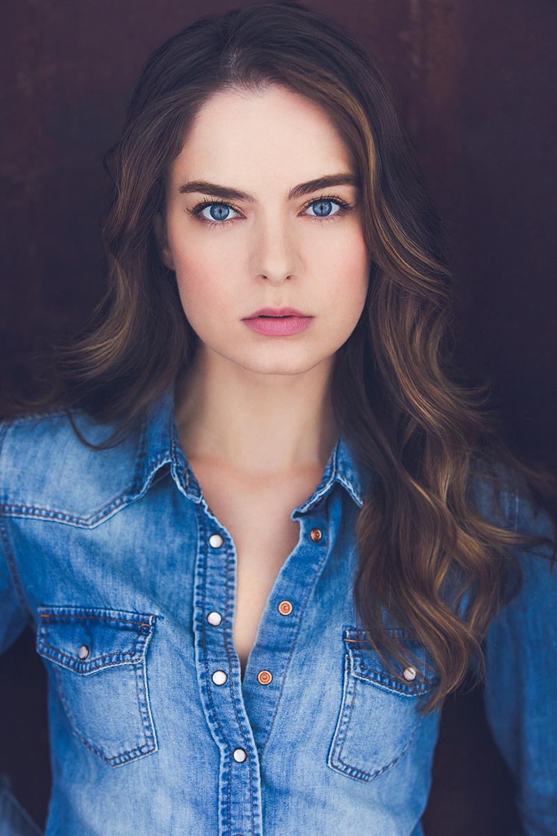 Photography by  David Noles , Hair and Make Up by  Anna Malskaya