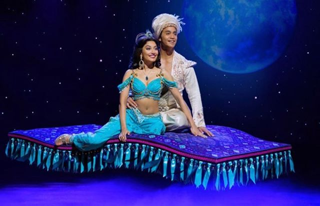 A timeless story of beating impossible odds and crossing class boundaries in the name of love, ALADDIN is a prime example of a family-friendly theatre piece showcasing a powerful story of perseverance, romance and magic. . . Your play could be the next ALADDIN for a new generation of children and families! For more information on the Children's Play Initiative🎭, visit the link in our bio. . . #playwriting #childsplay #familytheatre #childrenstheatre #lifeonstageleft #stage #drama #playwright #contest #aladdin #imagination #creativity #love #lotuslee
