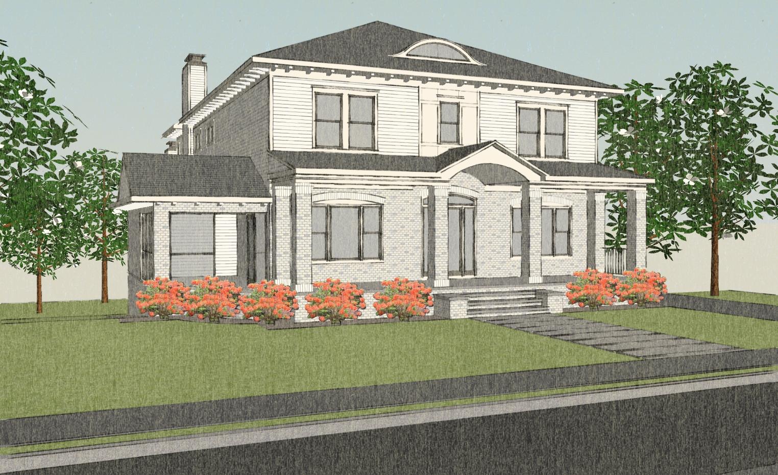 1488 North Highland Ave.  Complete Restoration/Renovation (SOLD)