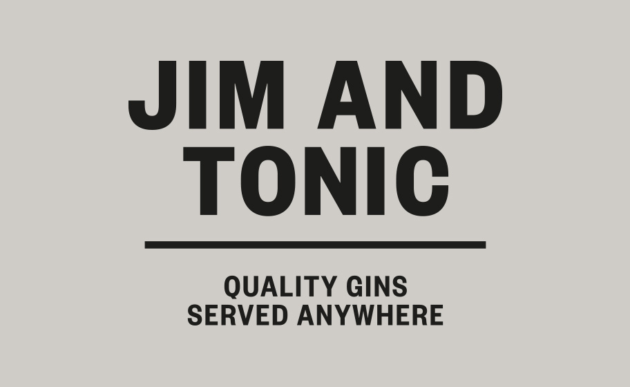 Jim and tonic - Jim and Tonic truly love gin and are passionate about genuine craft gins and creating delicious G&T combinations. Although quite often found at London's Mercator Metropolitano food market, they will literally serve you gin anywhere!www.jimandtonic.com