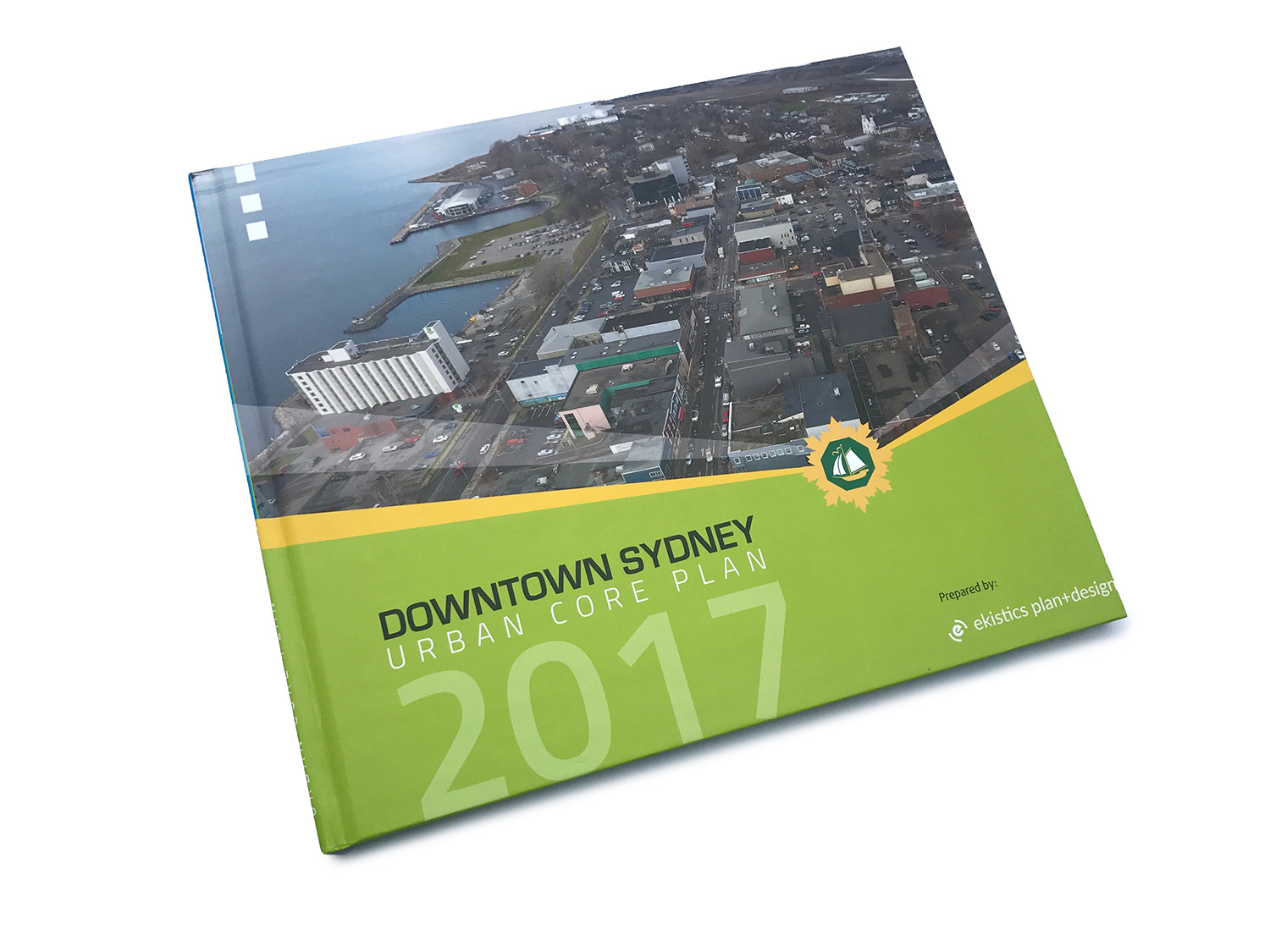 DOWNTOWN SYDNEY Urban Core Plan - Final Report Cover