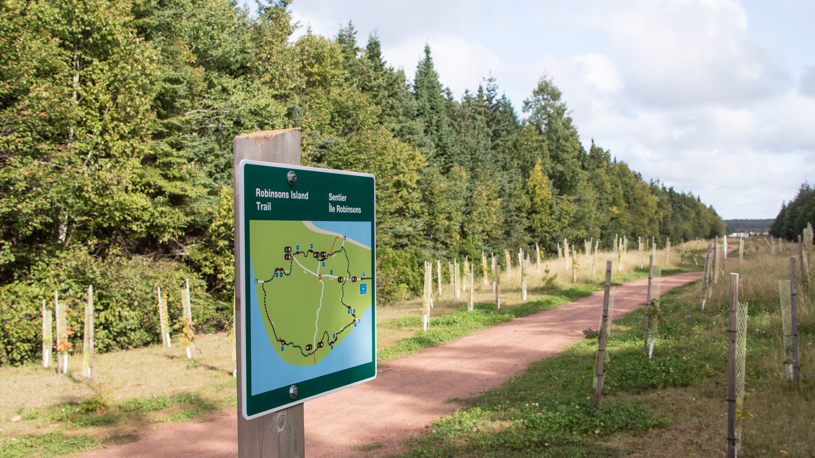 """ORIENTATION Located at key intersections, """"you are here"""" maps that provide orientation and guide visitors to and from the main loop, and well as to exit paths should they wish to leave the trail."""