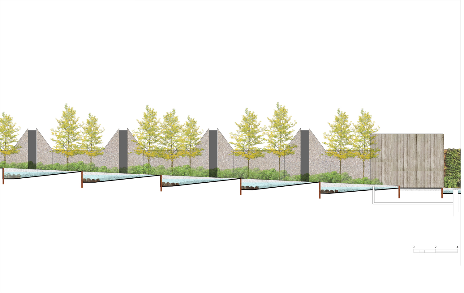 MORE THAN MEETS THE EYE The Killam Library Podium will be transformed into a green roof space that will provide additional space for programming it will also assist in stormwater management.