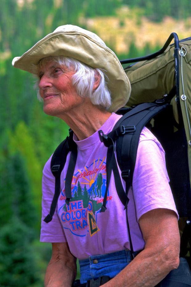 Photo courtesy of Eric Wunrow, Colorado Trail Foundation.