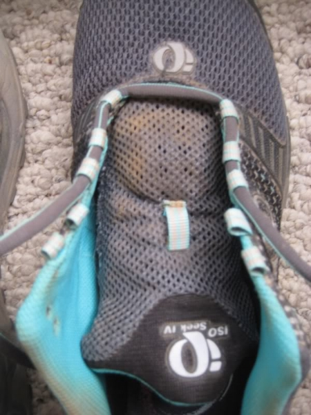 Then, string the laces straight up the sides of the shoe, without crossing them. Depending on your shoe, this means not crossing the laces for 2 or 3 holes/loops.