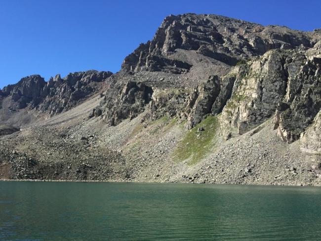 Cathedral Lake.