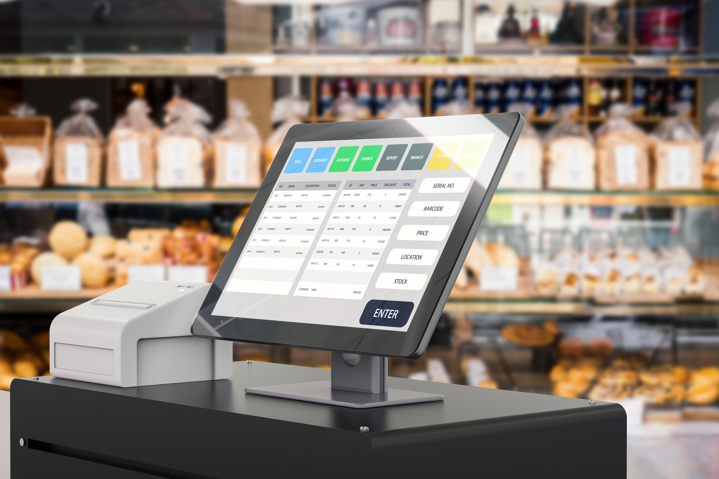Point-of-Sale (POS)