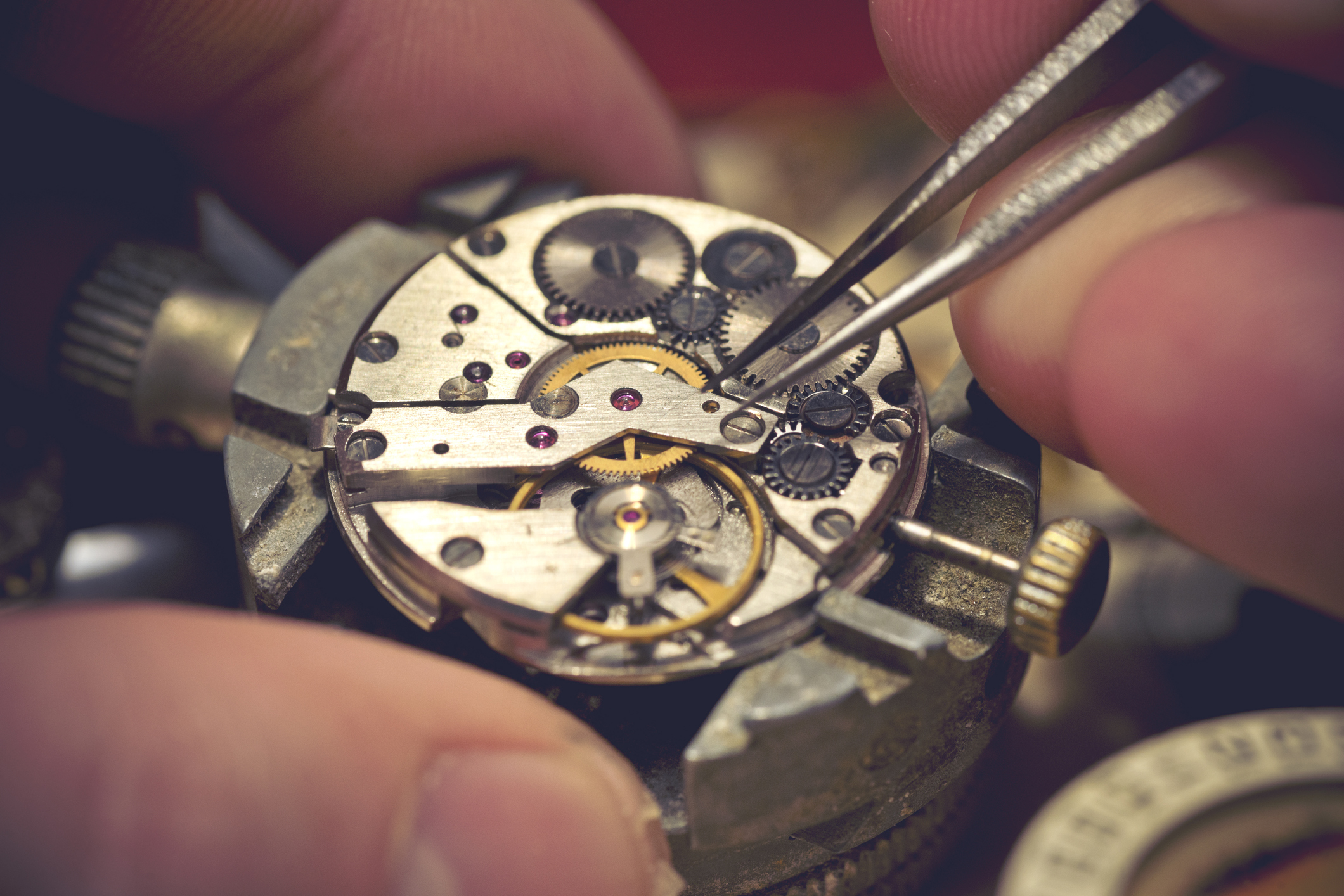 Watch Repair - Repairs done by master watchmaker with over 50 years of experience.