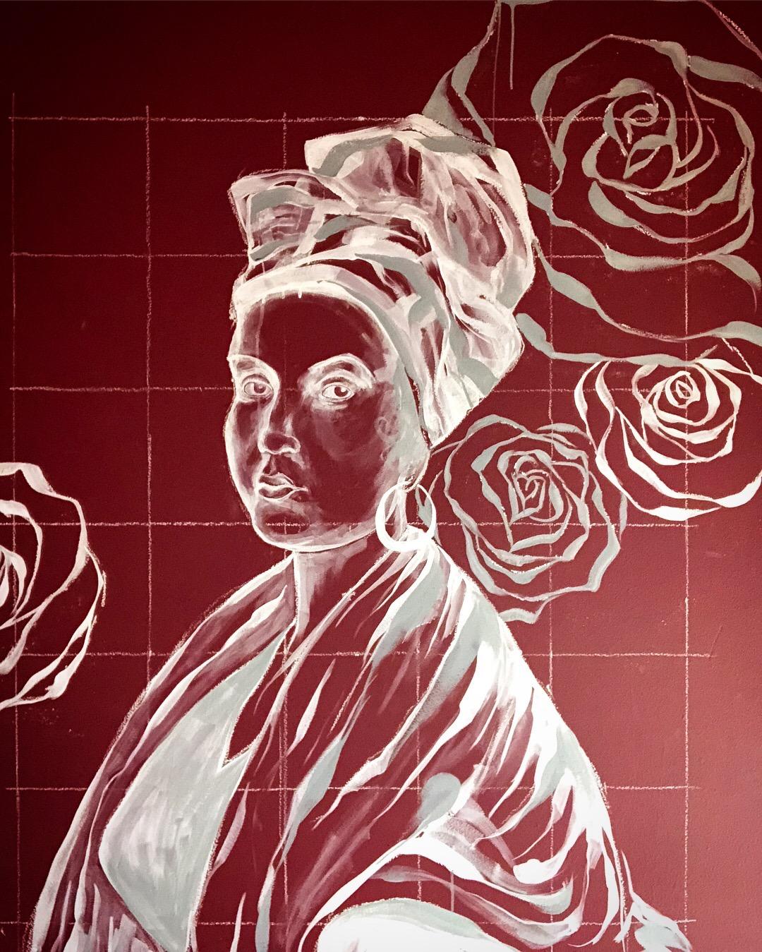 Marie Laveau.