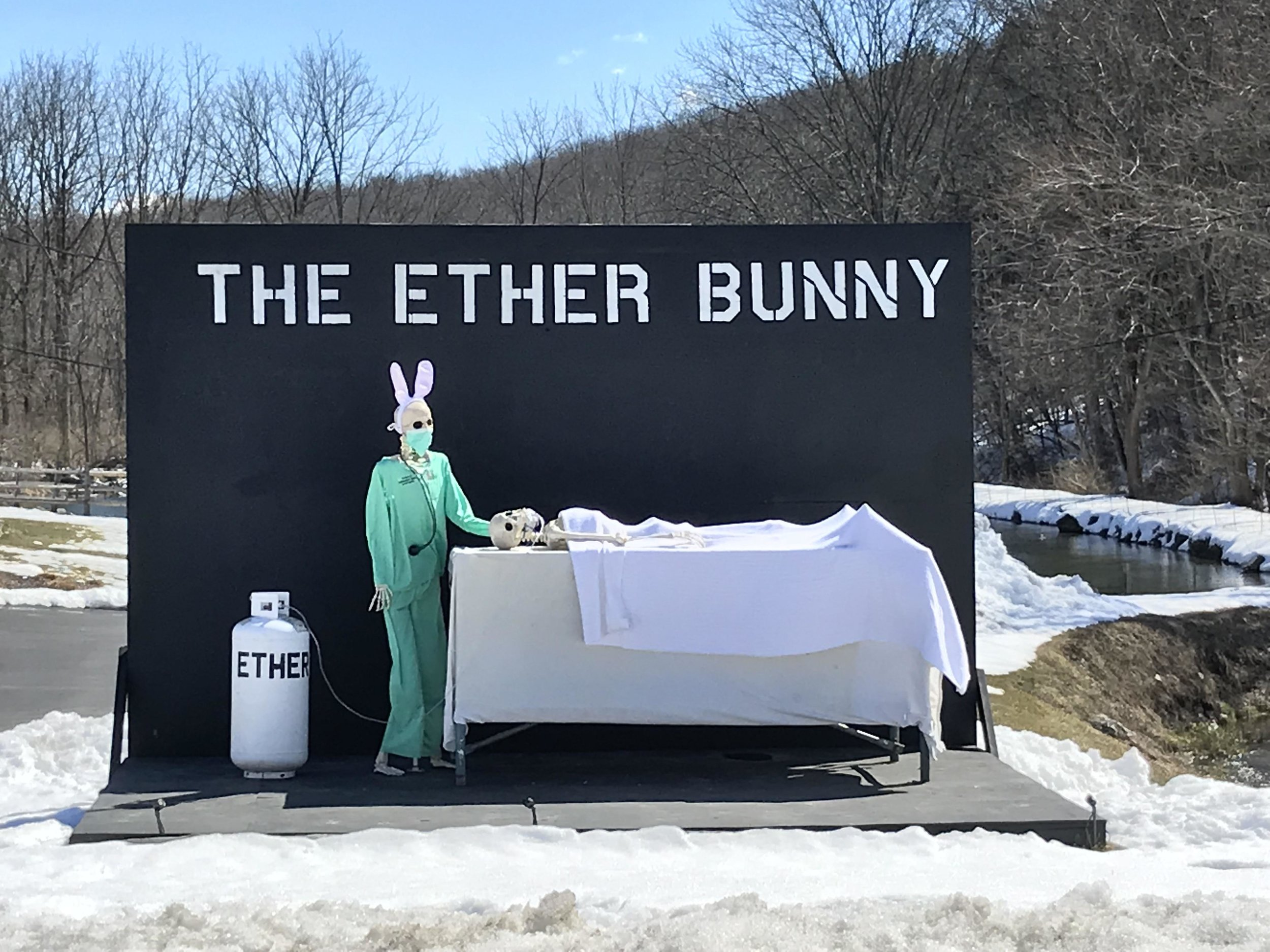 Inside the mind of 'the Ether Bunny' -