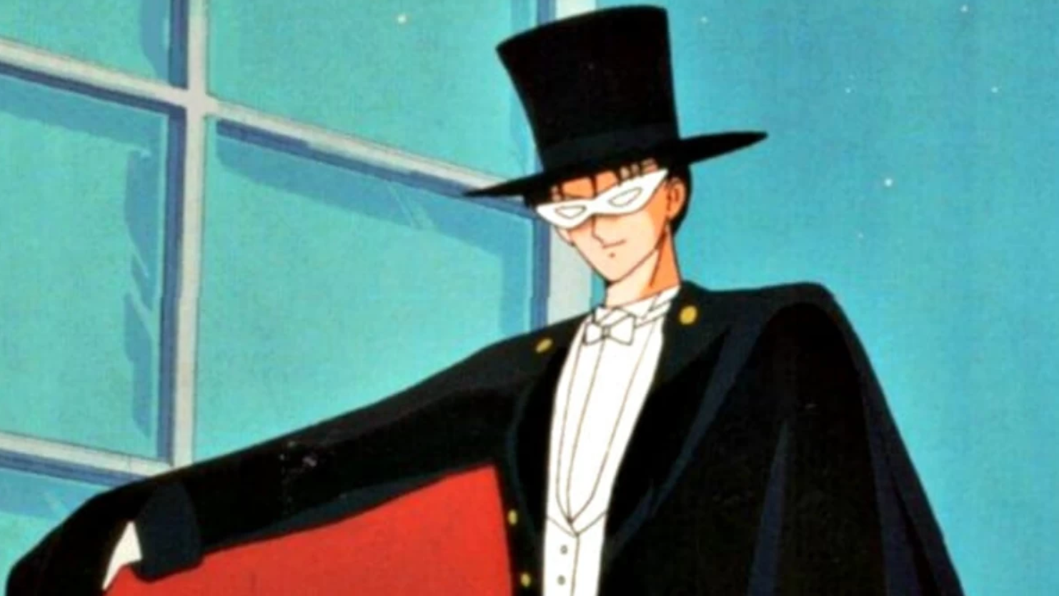 "Tuxedo Mask's Unconditional Love for Sailor Moon Was Revolutionary—And Hot - ""People these days have it all wrong. They believe that simply having good looks is what makes a girl beautiful."""