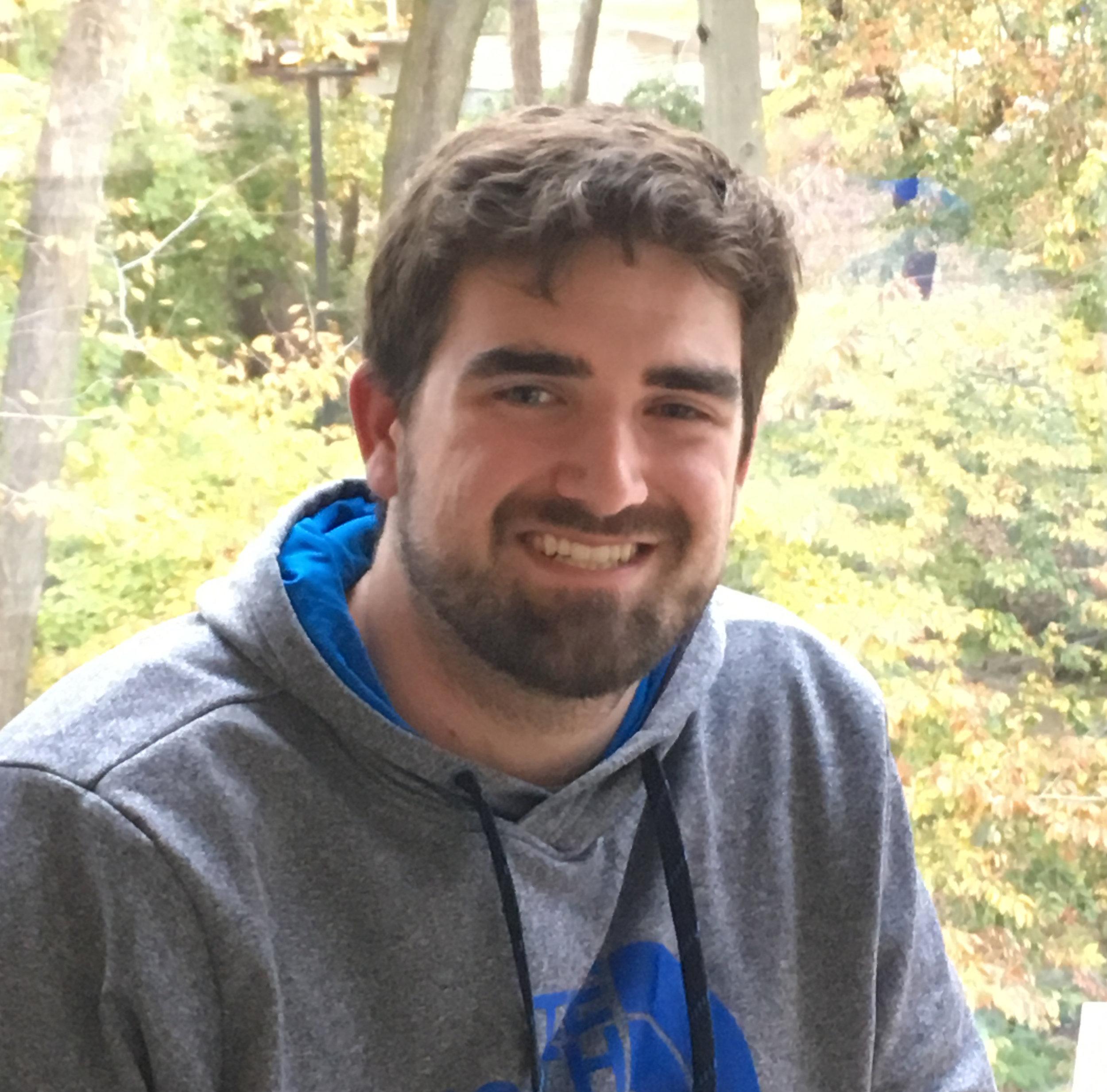 Matt Hurlock   Graduate Student  mhurloc1@jhu.edu