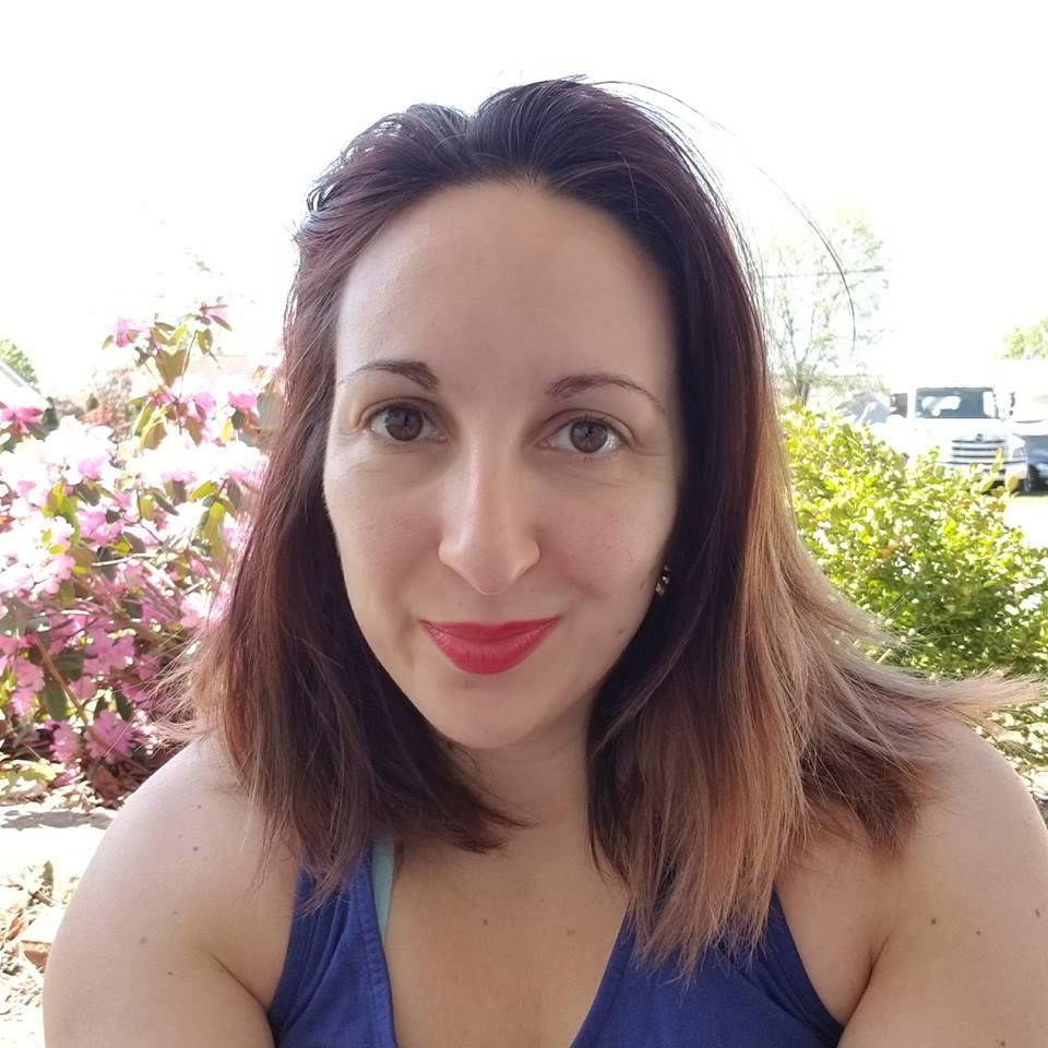 Unedited - No Filter - No Makeup (Except Red Lipstick)