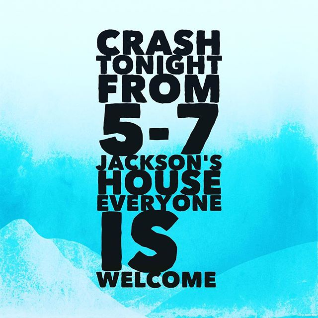 "Ready to see our CRASH tonight. We will continue our discussion of ""What is hindering your walk with Christ?"" Also, the theme for our meal is Tex/Mex. We have some awesome chicken enchiladas being made by ""Mama T"" (for those that know her) since @shellfletch63 is in the Bahamas. #crashmovement#community#loveyourneighbor#kingdomvschurch"