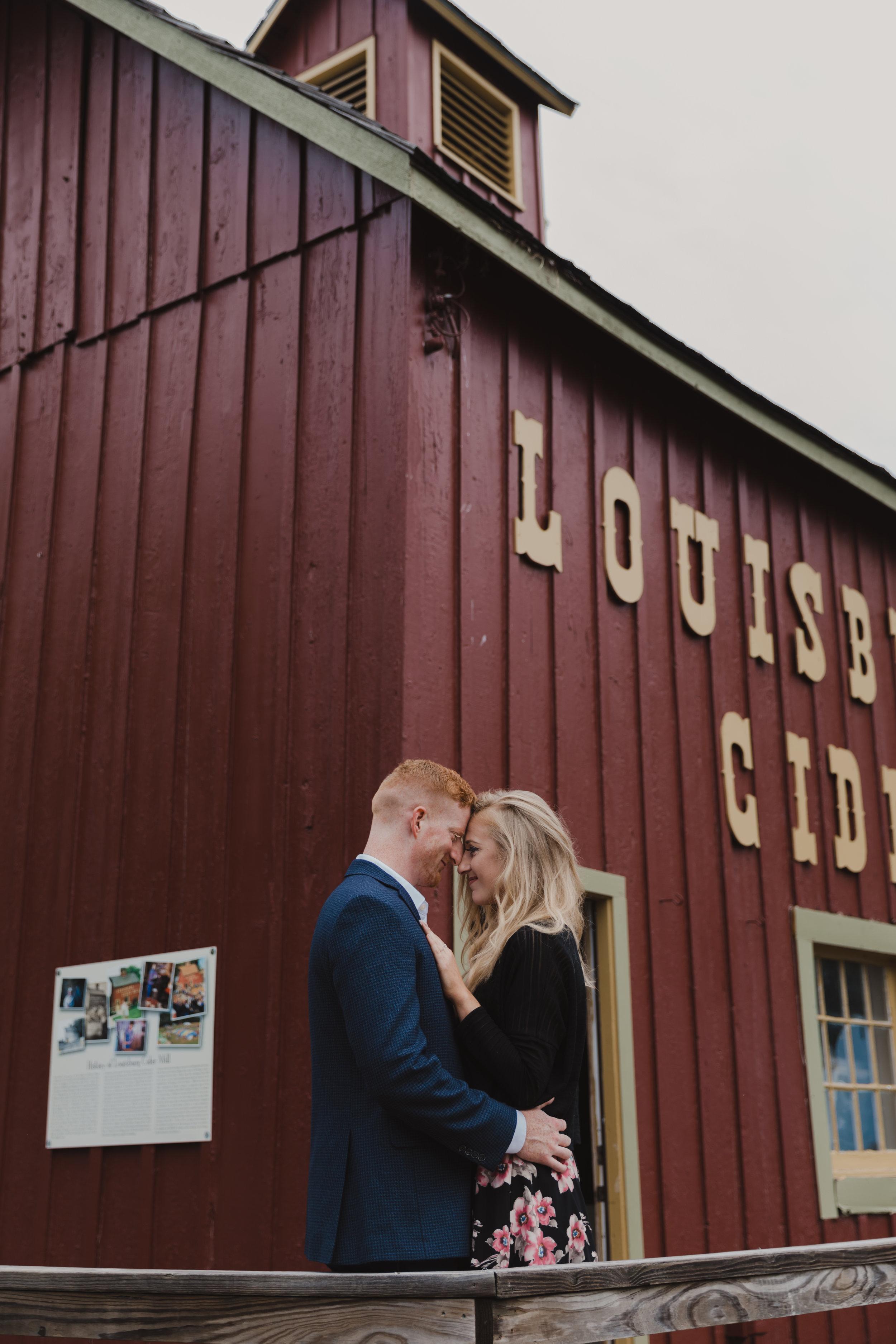 Tyler&KarolineLouisburgCiderMillEngagementSession-9.jpg