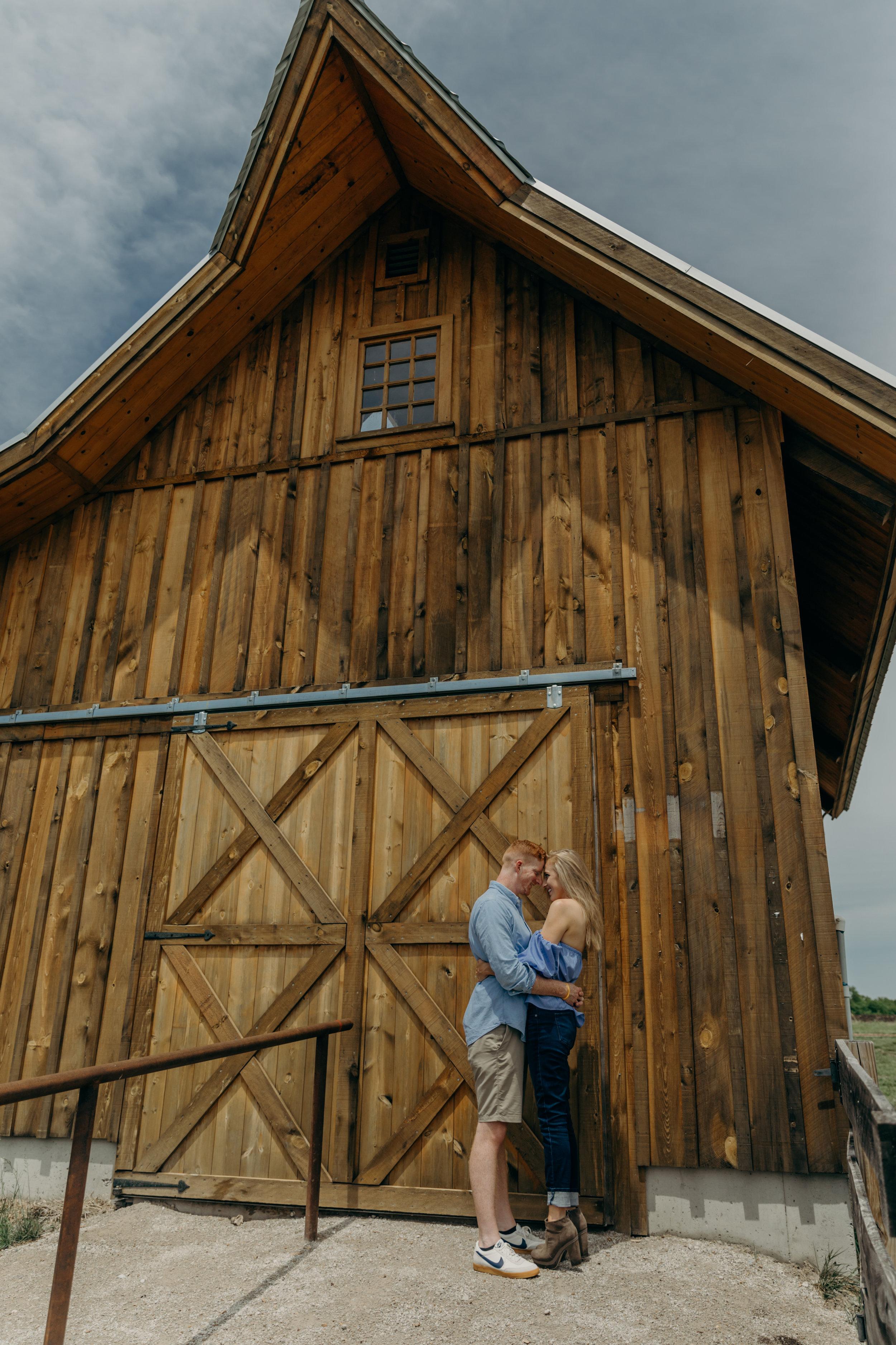 Tyler&KarolineLouisburgCiderMillEngagementSession-56.jpg