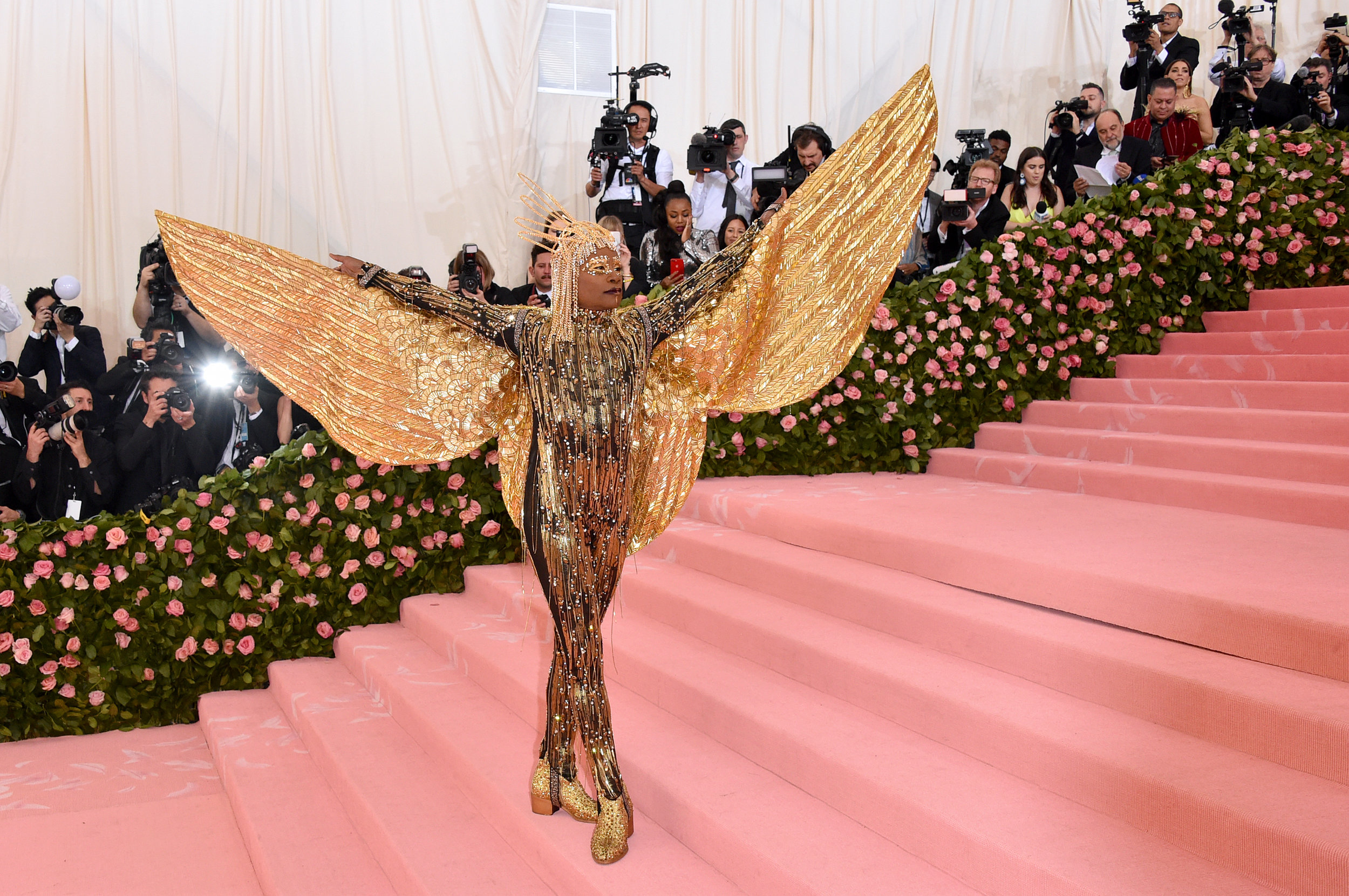 Billy Porter Met Gala 2