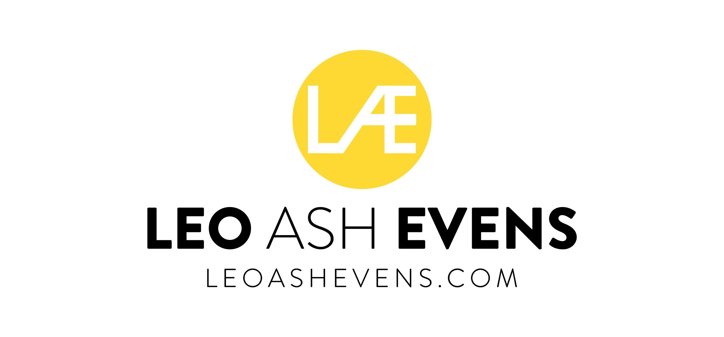 Leo Ash Evens Branding
