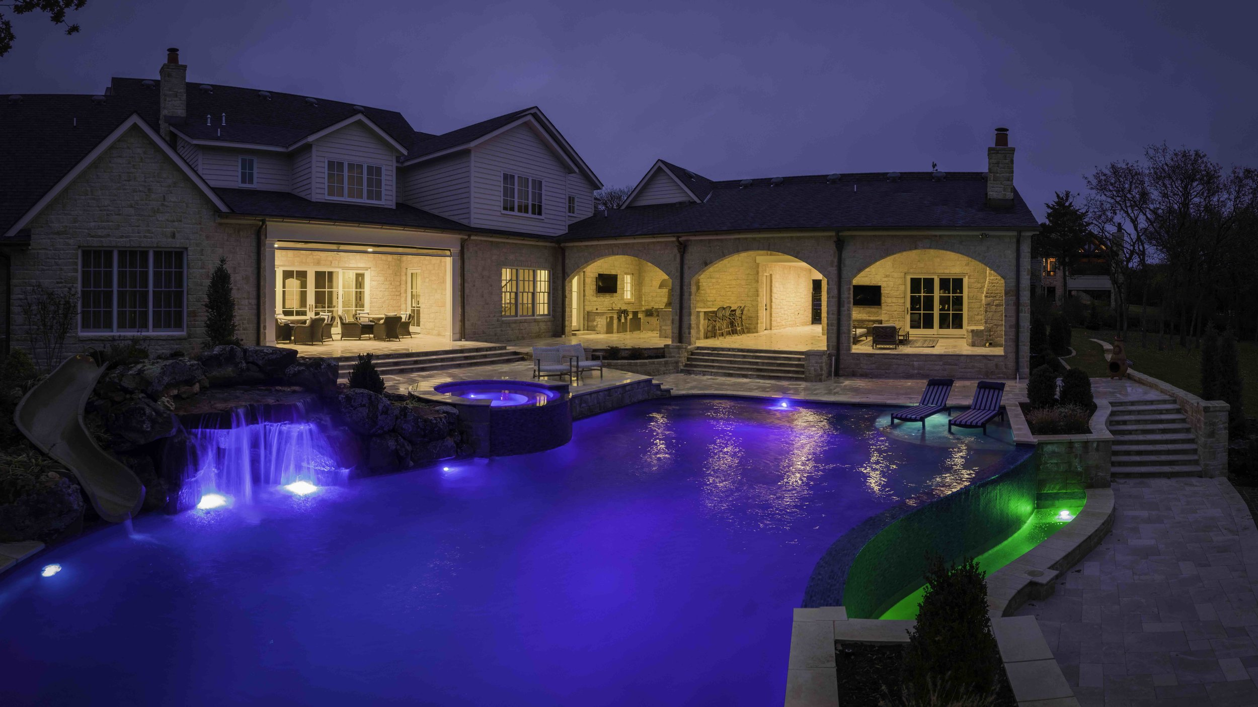 Myers Pool | AQUASCAPE | evening | color | ANDREW G | panorama 9 | 16x9 | Print Ready - 25.jpg