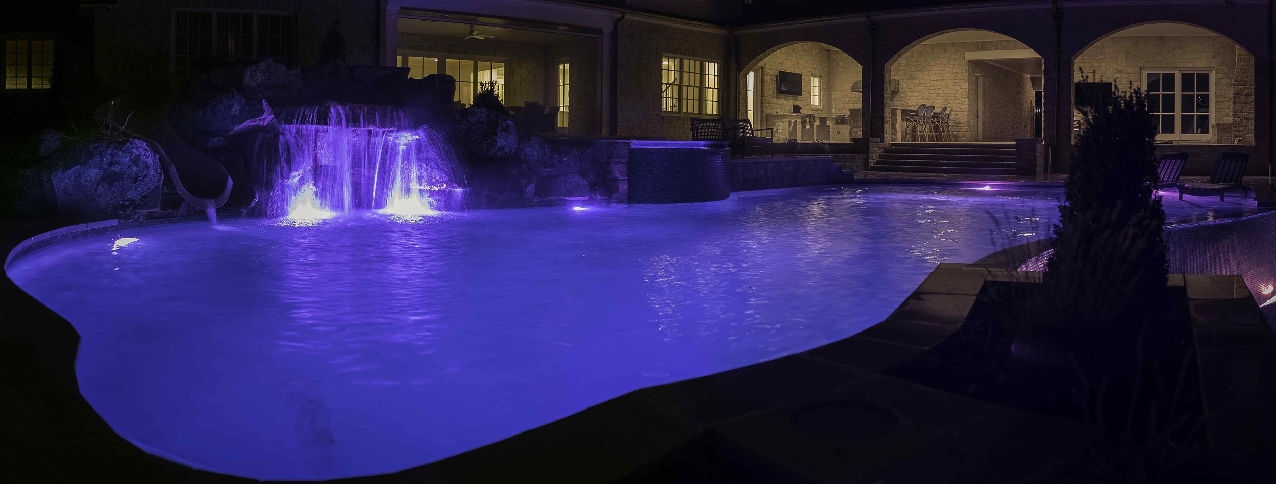 Myers Pool | Aquascape Pools | Edmond | evening | color | ANDREW G | super wide panorama | Print Ready - 03.jpg