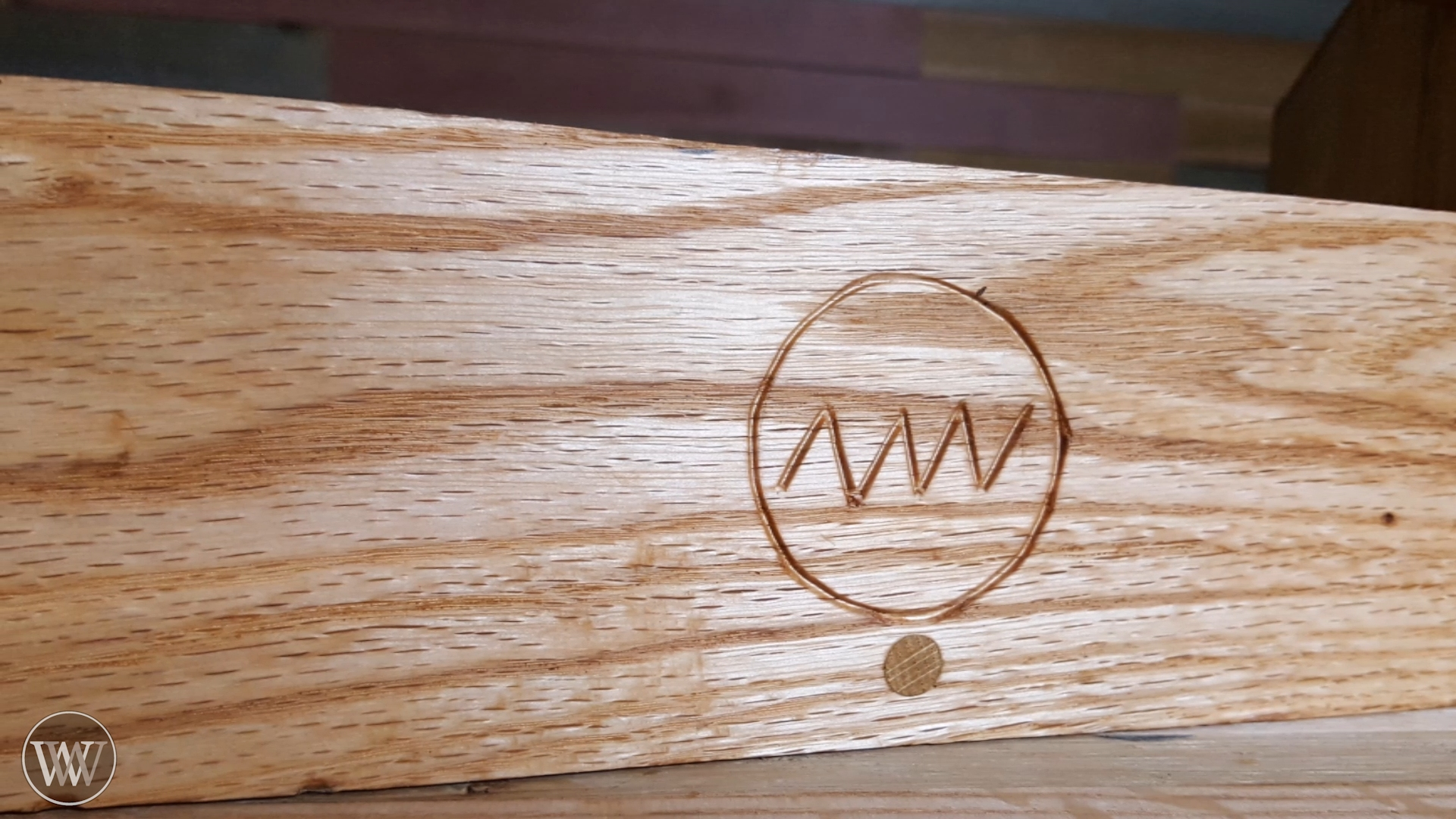 Wood By Wright Kids Tool Box Carving
