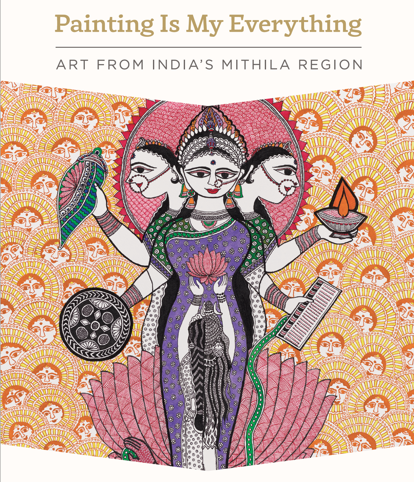 Painting is My Everything: Art from India's Mithila Region