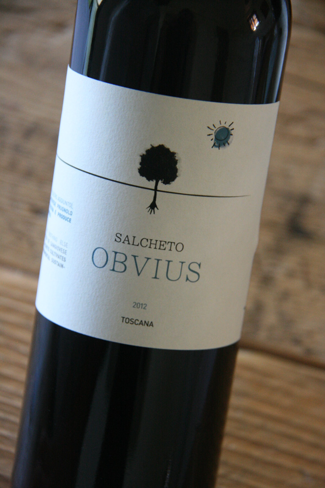 Their first Rosso di Montpulciano made with a fermentor that uses no electricity at all.