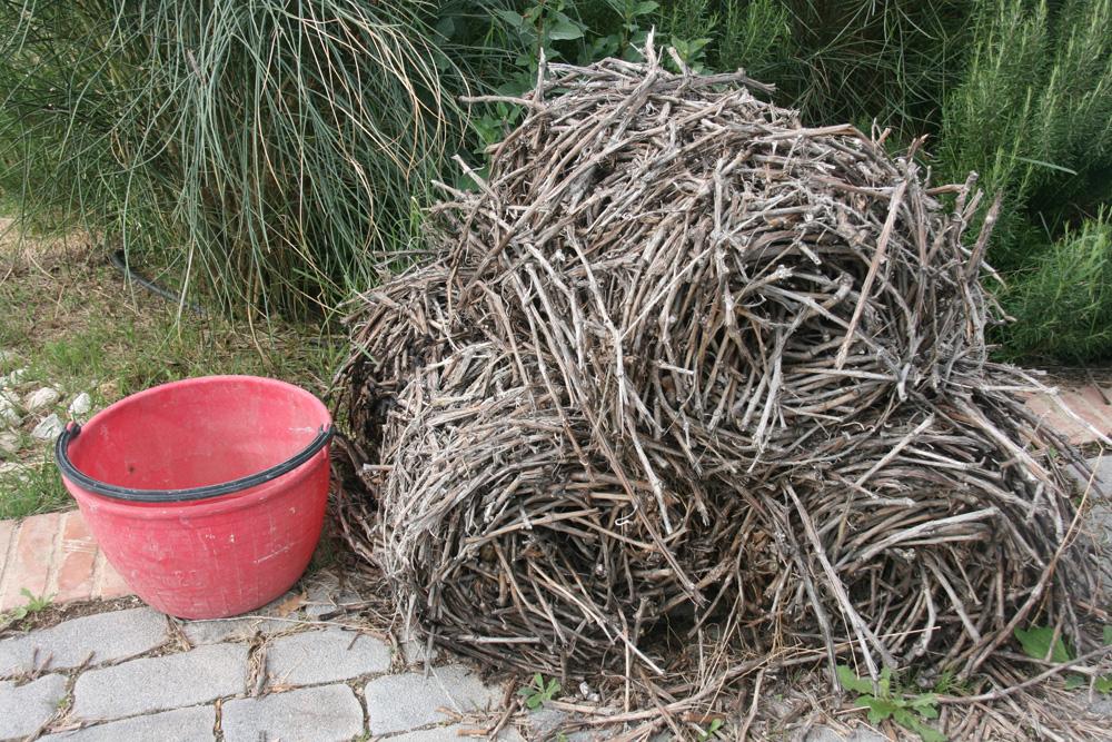 Biomass heating accounts for 29% of Salcheto's energy supply