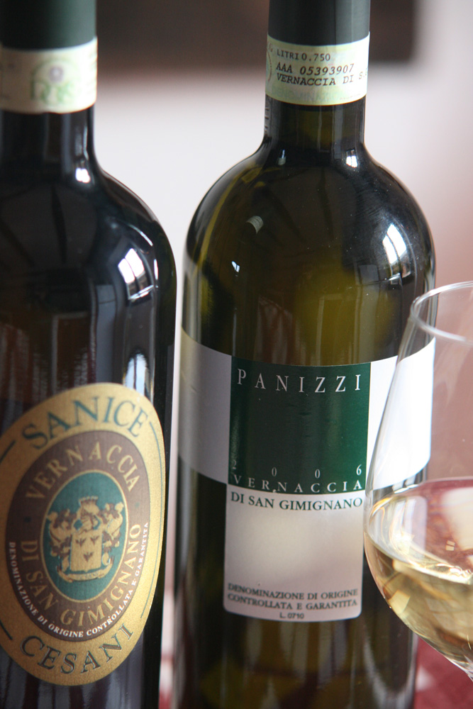 Cesani and Panizzi, two leaders in quality Vernaccia