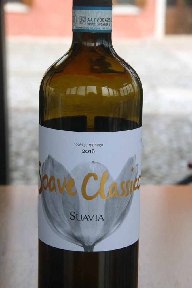 Suavia's delectable entry-level Soave Classico