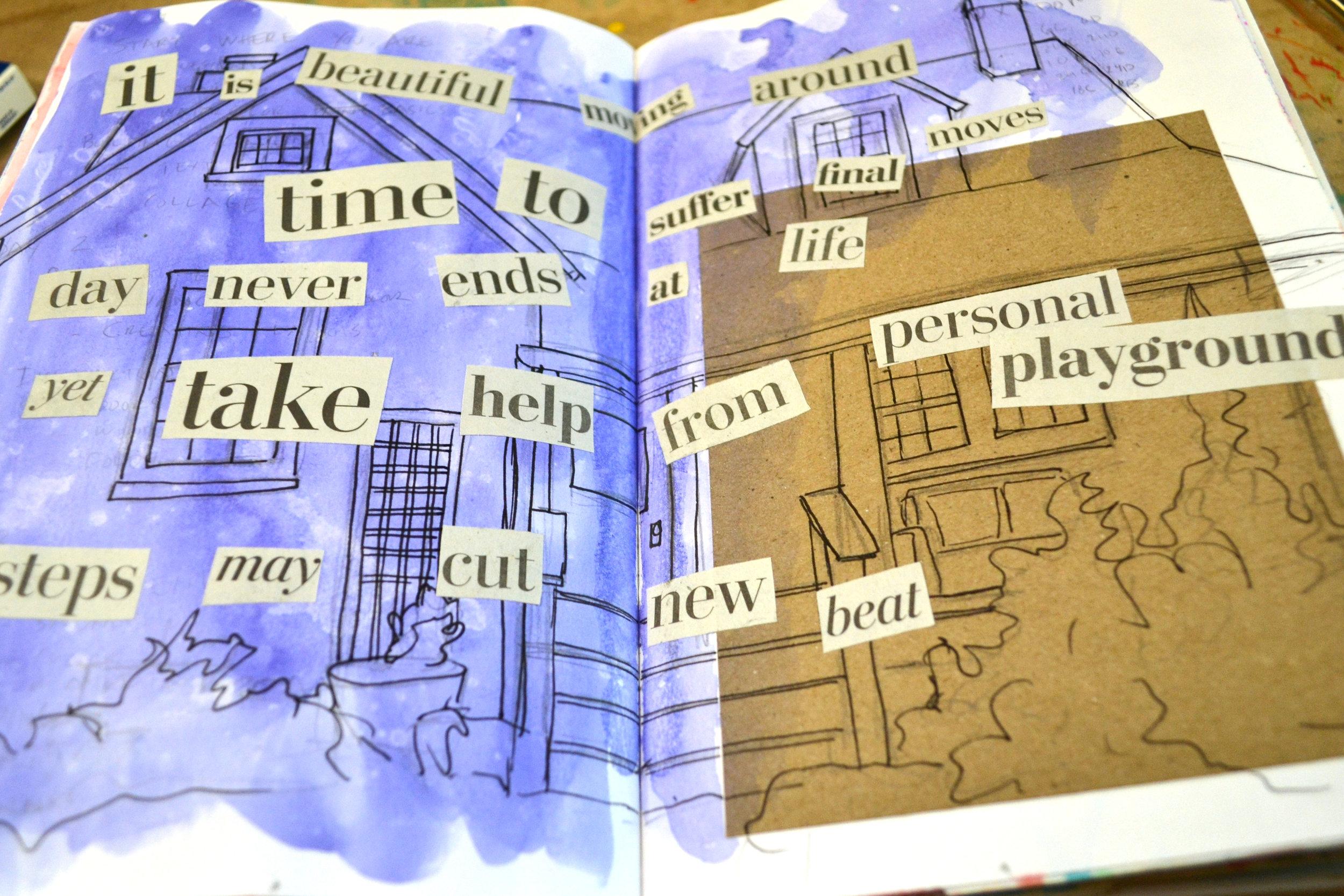 Cut Word Poetry