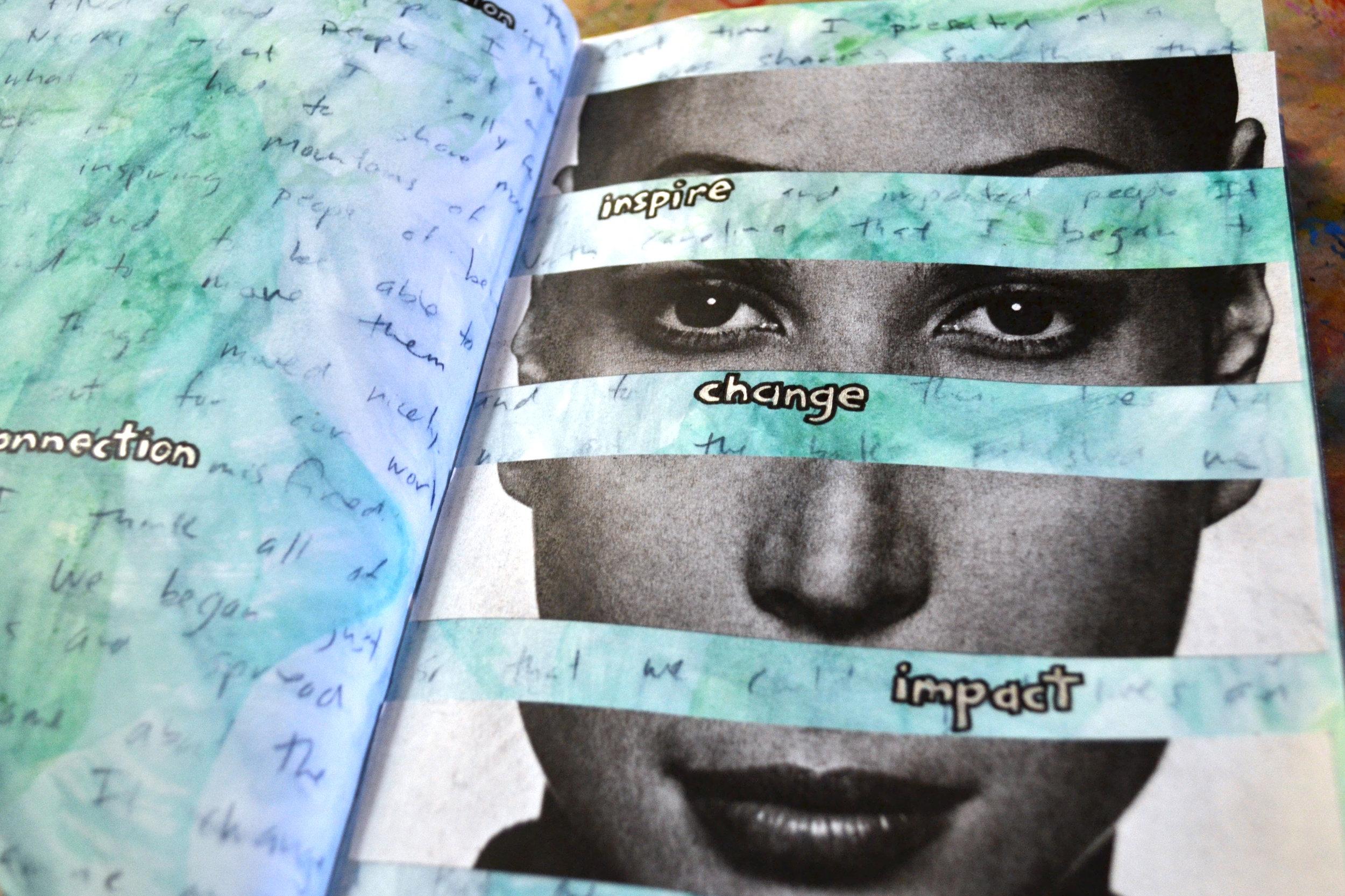 Cut-up Portraits