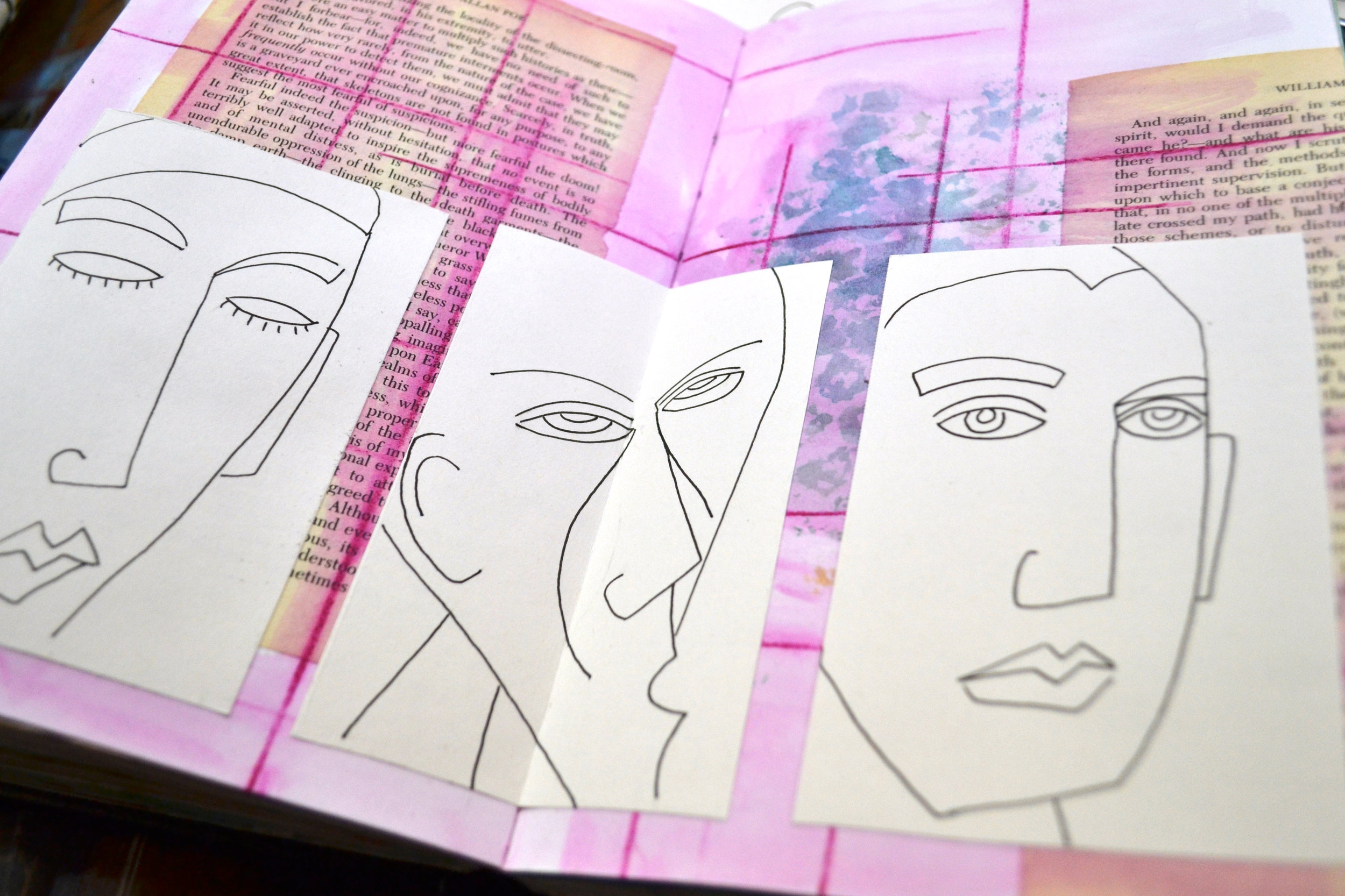 Drawing Jam: Faces