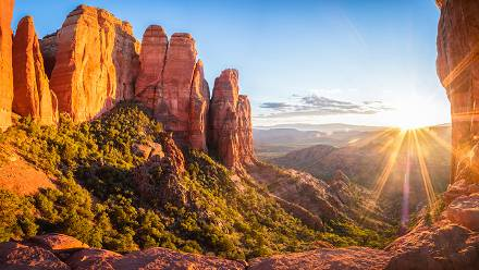 Sedona, Arizona - Taking applications now.