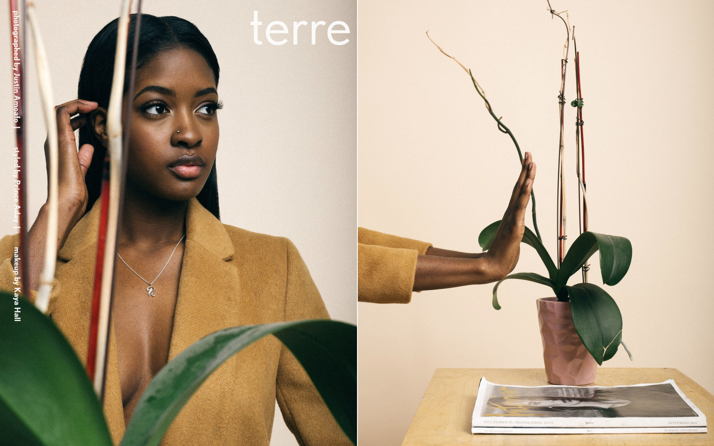 Terre  featuring Sira P. Kanté