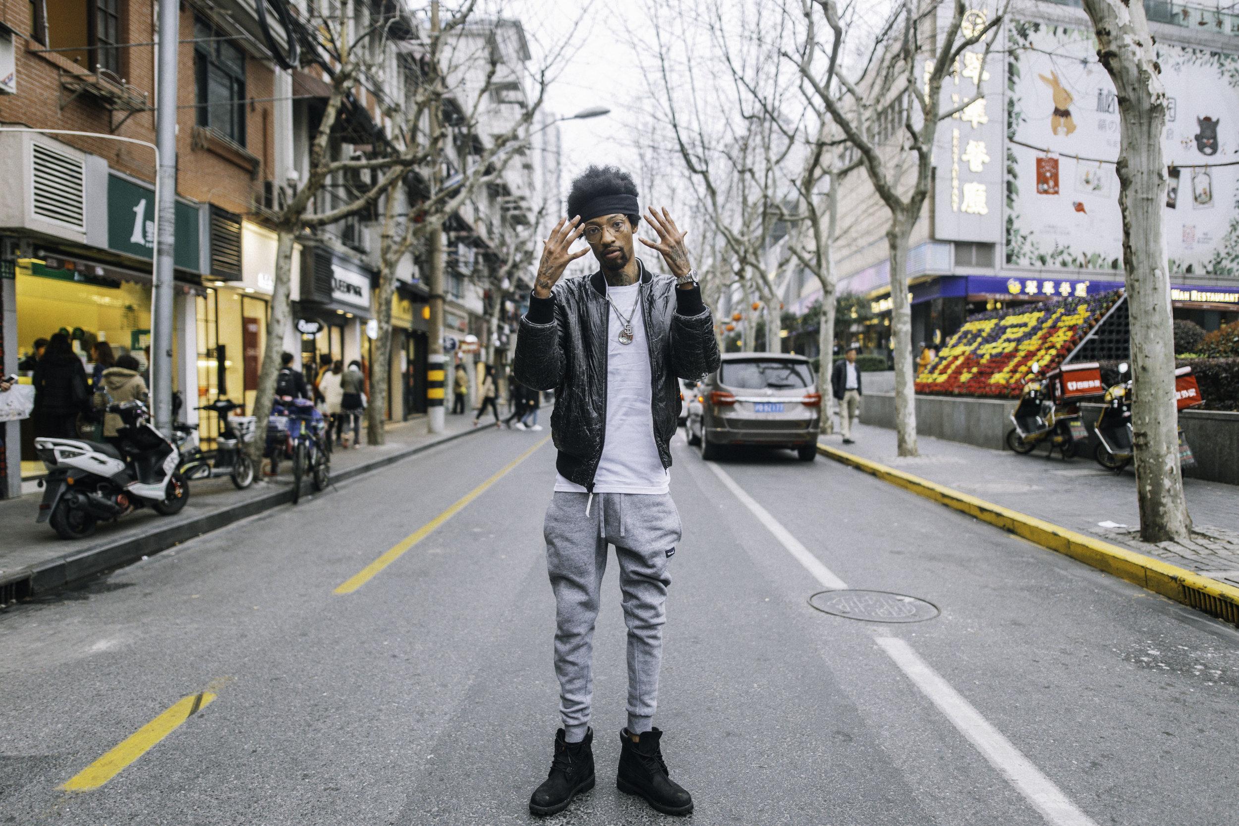 Sonny Digital / Shanghai, China