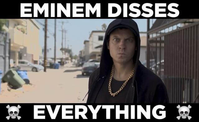 Dang Eminem really went off on this one bruh!! 🤯 🤯 🤯 🤯 🤯 #eminem #mgk #machinegunkelly #diss #eminemdiss @complex @xxl @worldstarhiphop @ashleighvev #worldstar #worldstarhiphop #rapper #newmusic #hiphop @machinegunkelly
