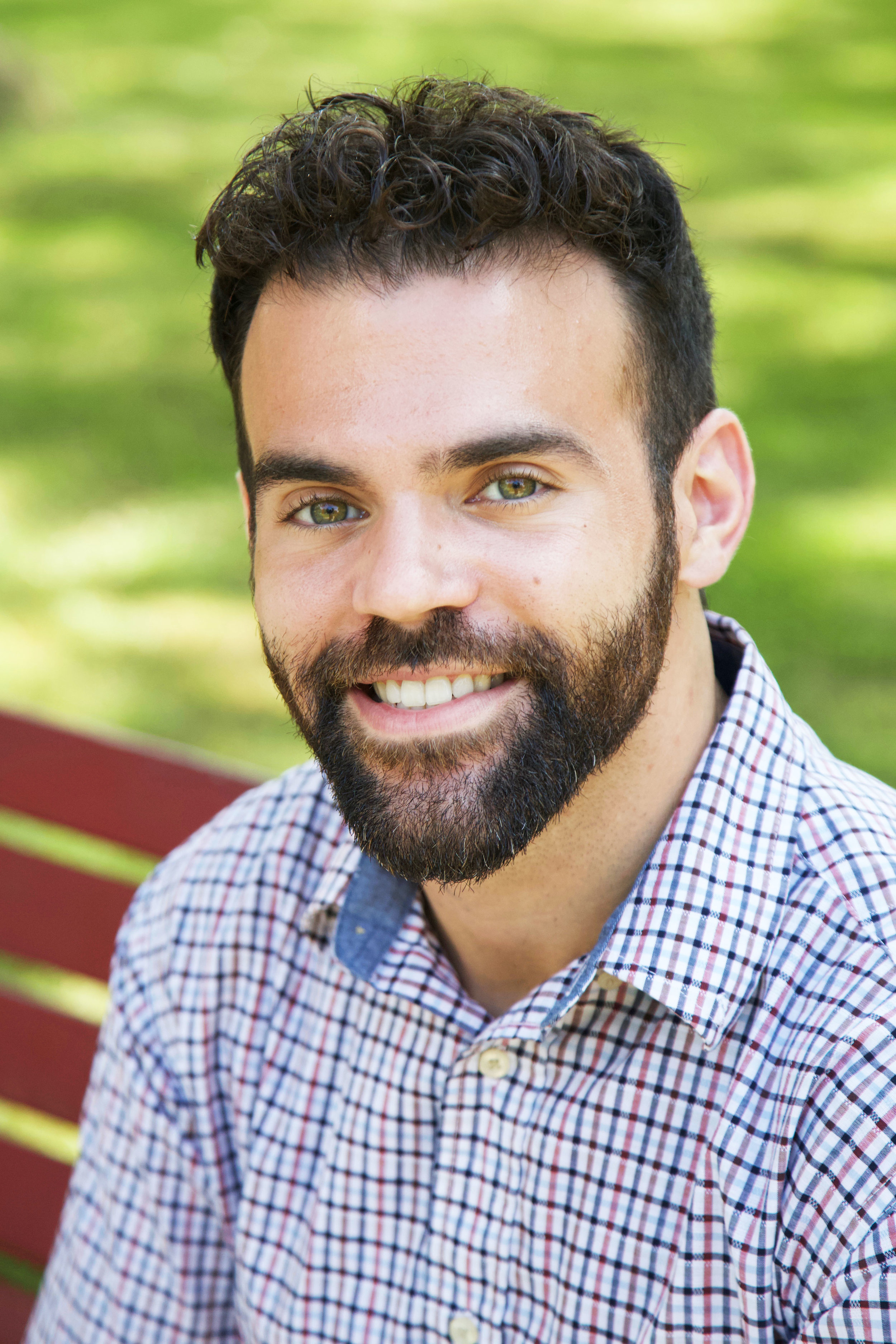 Jonathan Wright, BA - Psychology Technician
